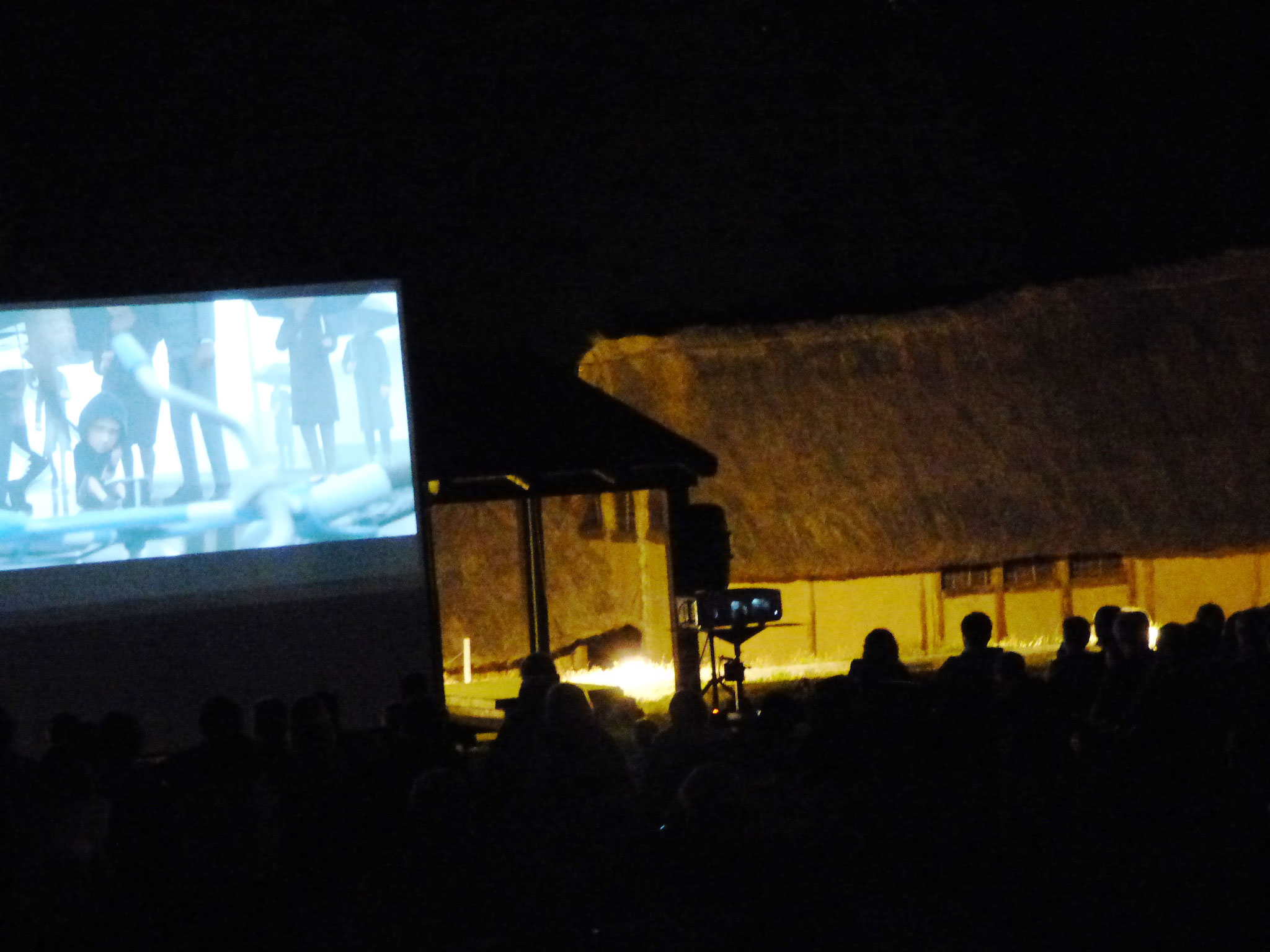 Travo - cinema sotto le stelle al Parco Archeologico 19 luglio