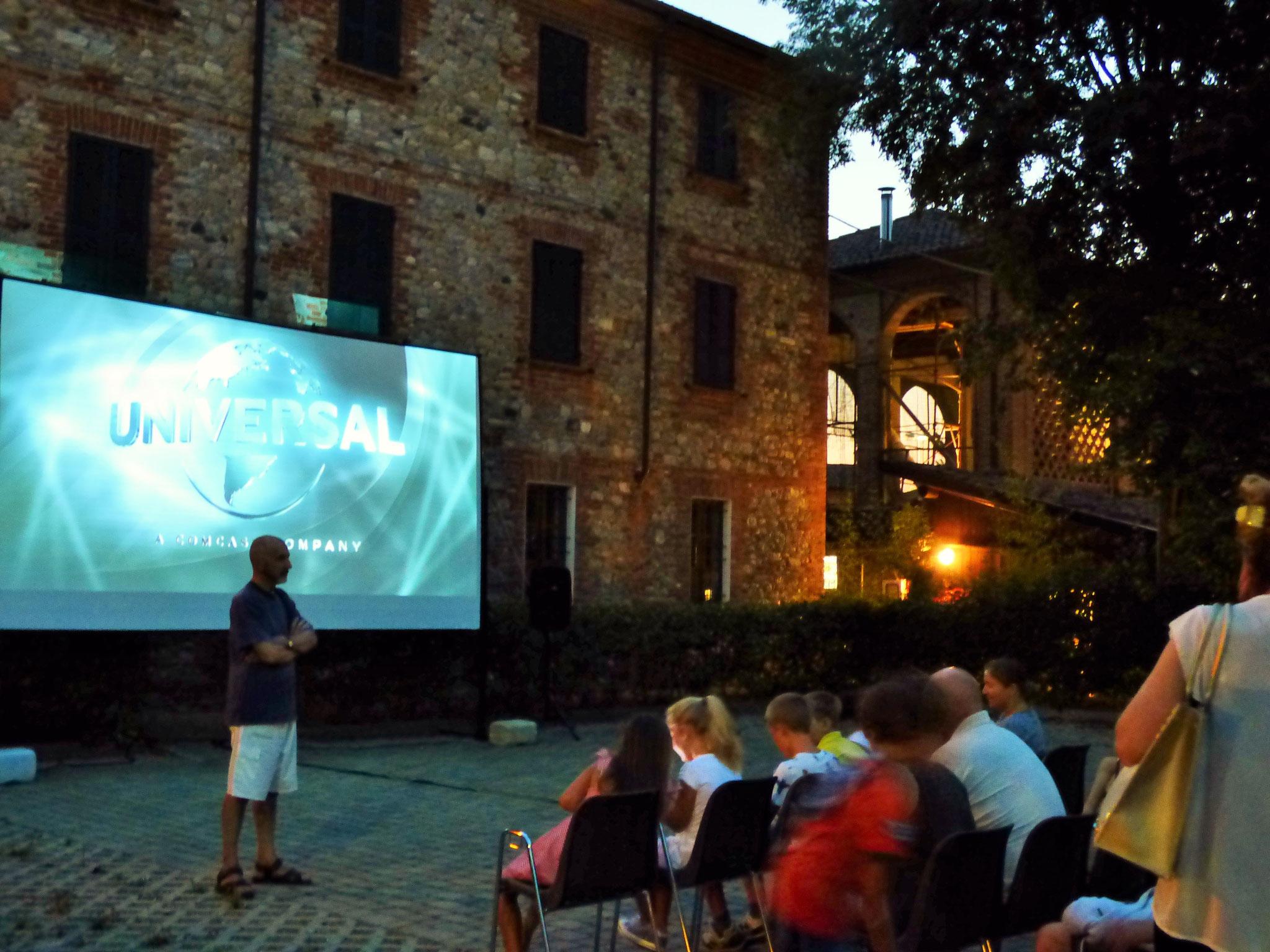 Rivergaro giardino Anguissola 19 luglio KUBO E LA SPADA MAGICA