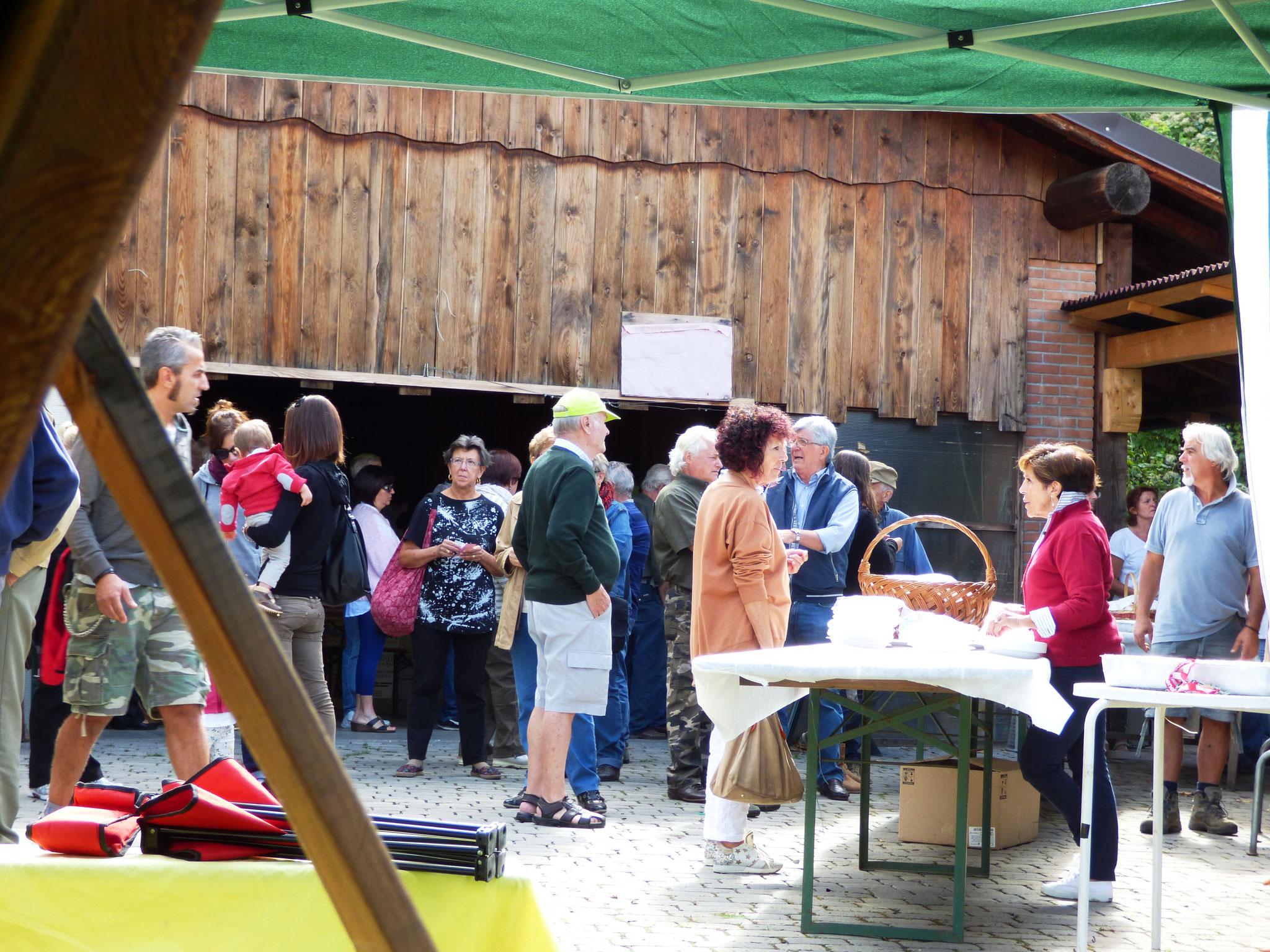 gli artigiani creativi di ArTre Artigiani Creativi Val Trebbia a Cerignale