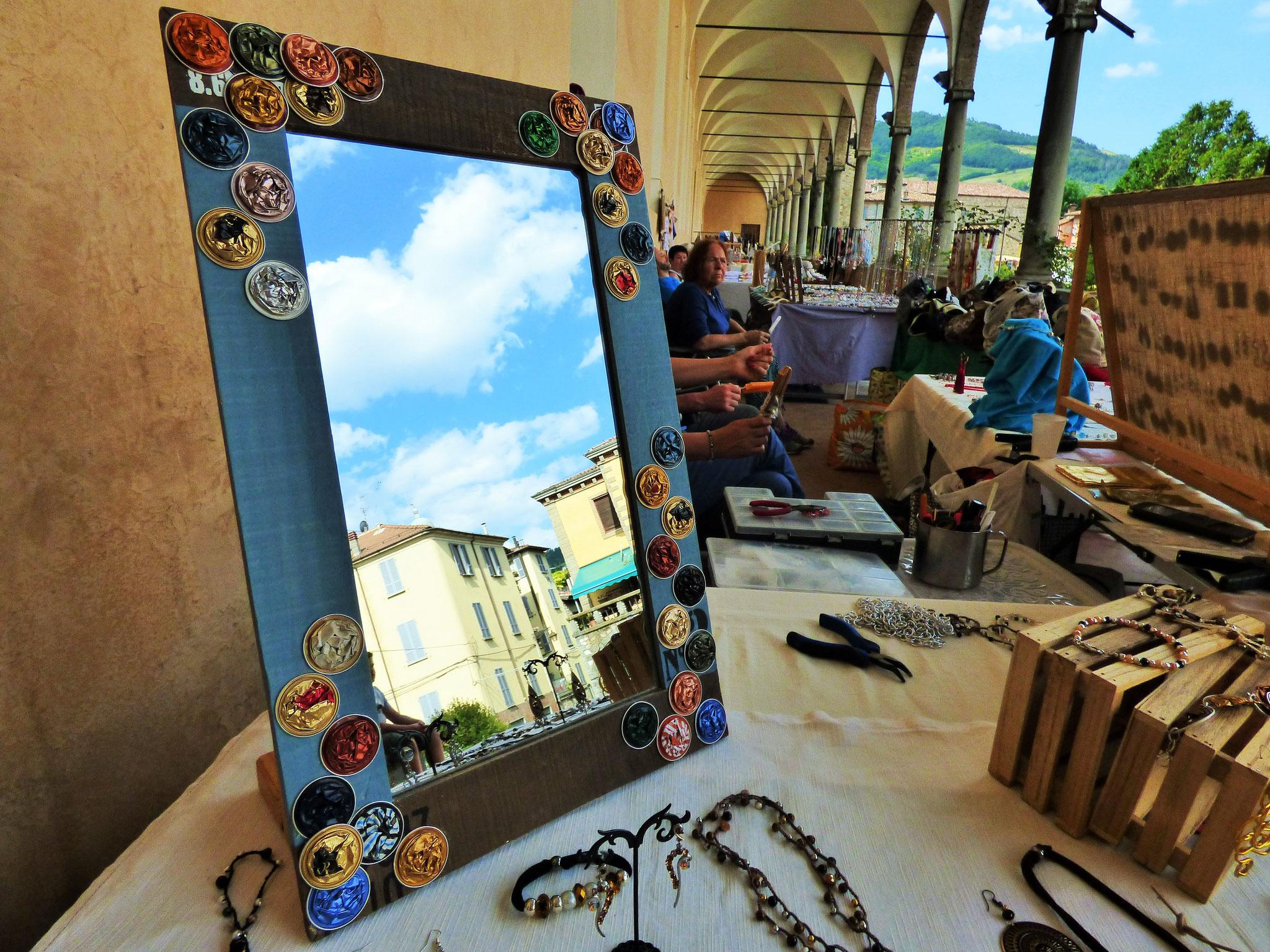 Gli Artigiani di ArTre a  Bobbio  16 giugno 2019     Fiera di San Giovanni  con  ARTIGIANATO LOCALE