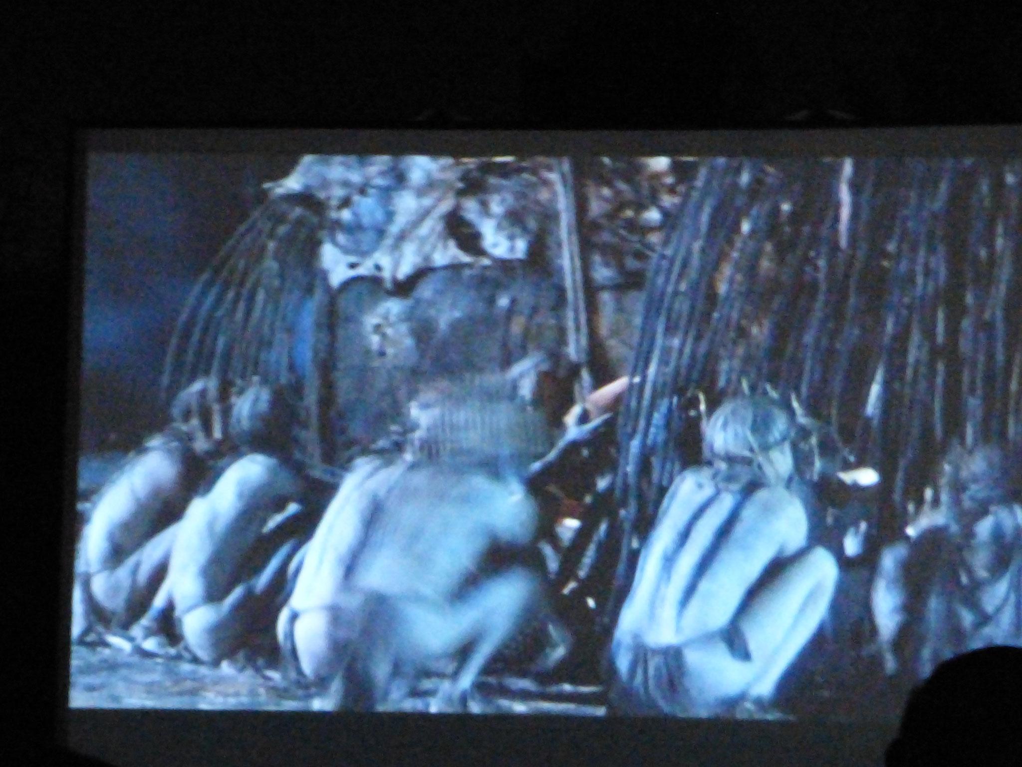 """gli """"Artigiani Creativi"""" di ArTre  a Travo  con """"Cinema Sotto le Stelle"""" III ed 2017 iniziativa realizzata in collaborazione con Cinema Le Grazie Bobbio - Comune di Travo - Parco Archeologico di Travo - Pro Loco Amici di Pigazzano"""