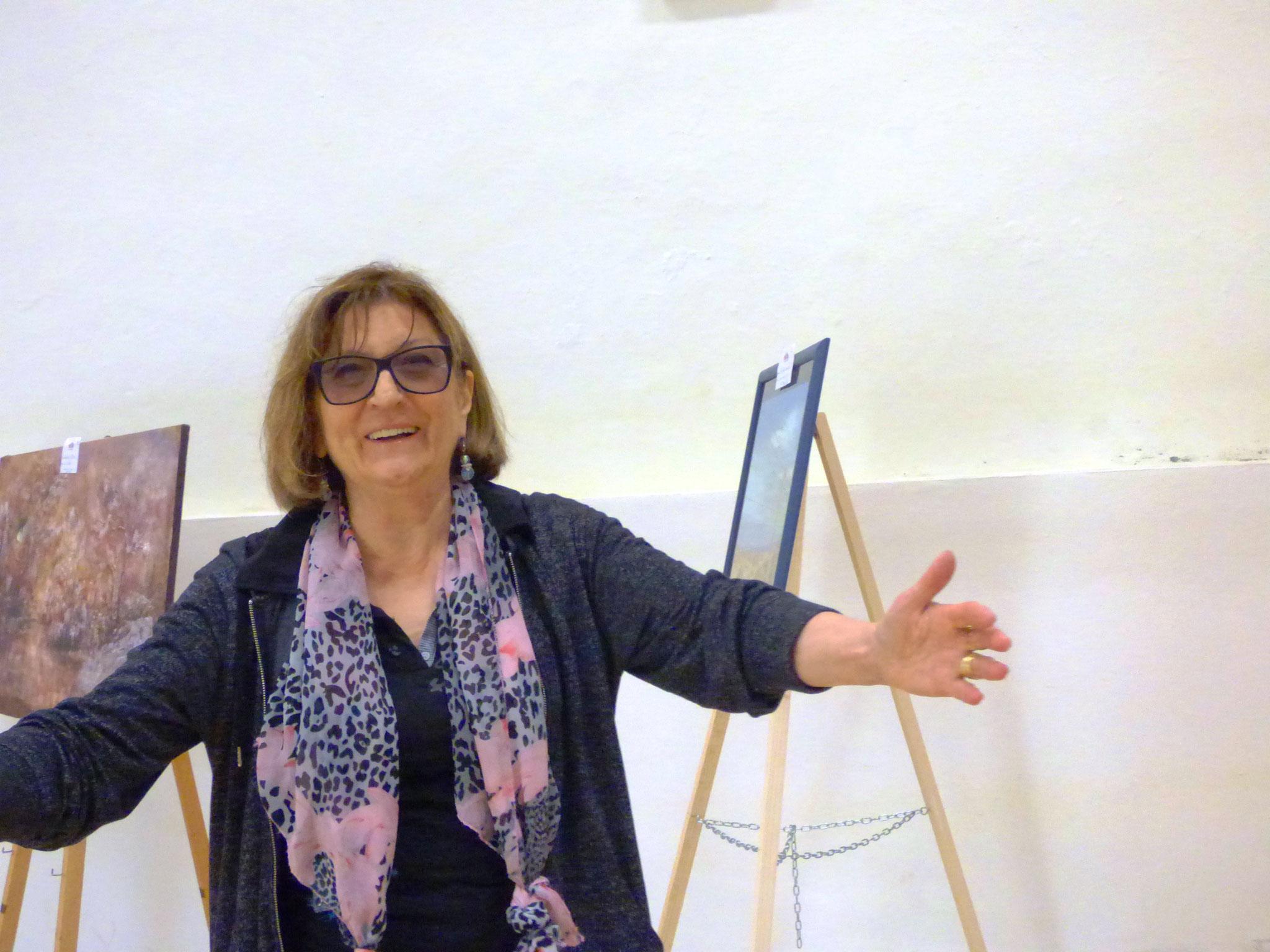 Alberta Franzini vice presidente ArTre