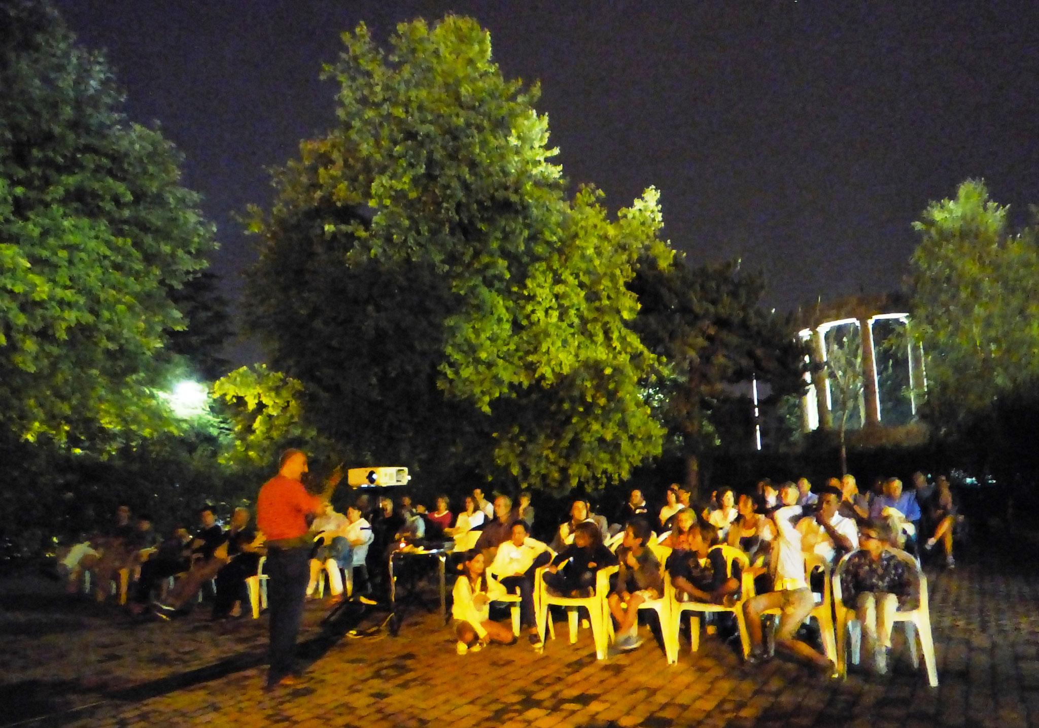 Cinema sotto le stelle a Rivergaro 18 agosto 2016