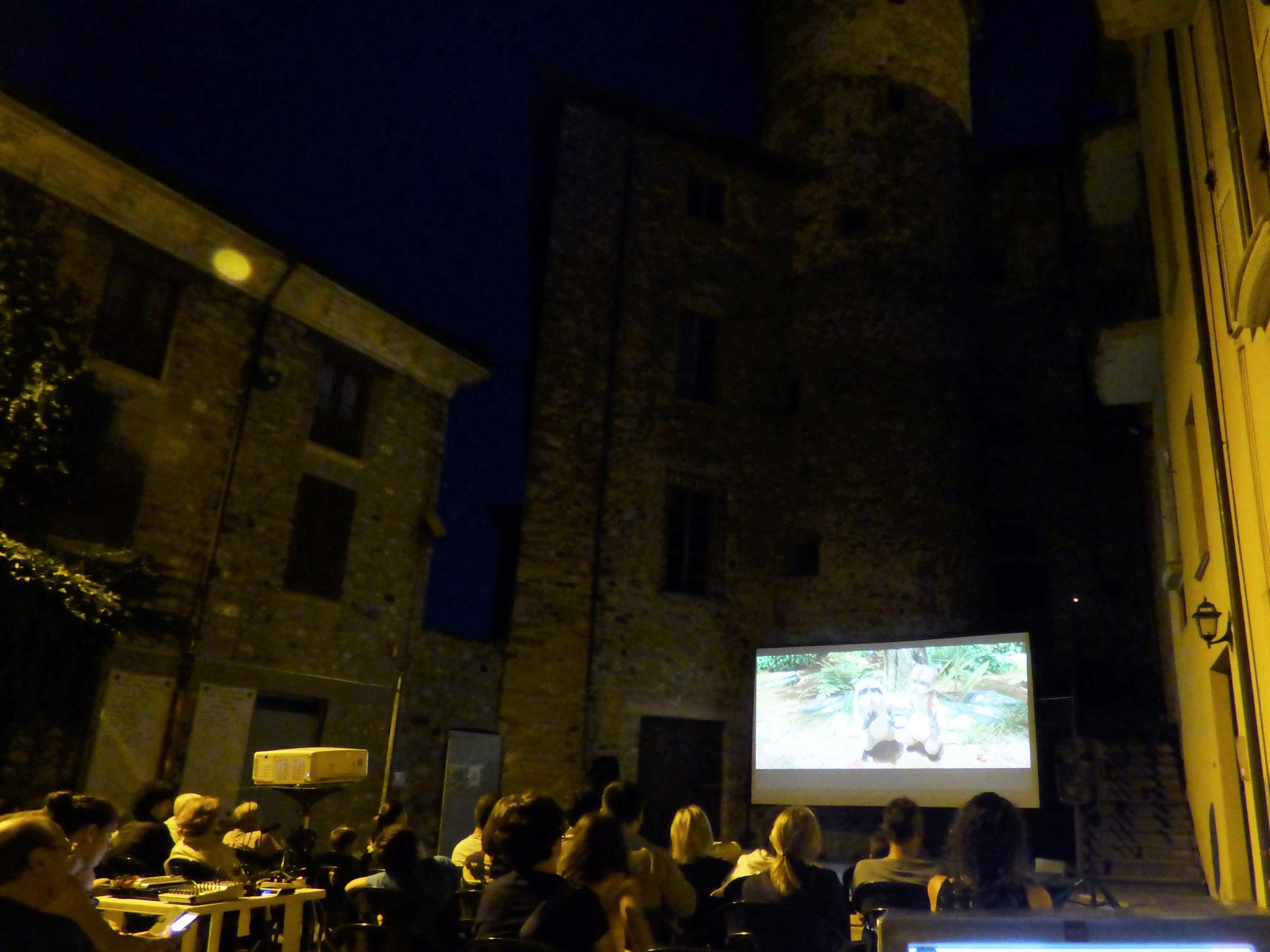 TRAVO: Piazzetta Borgo Antico 17 luglio  BIGFOOT junior