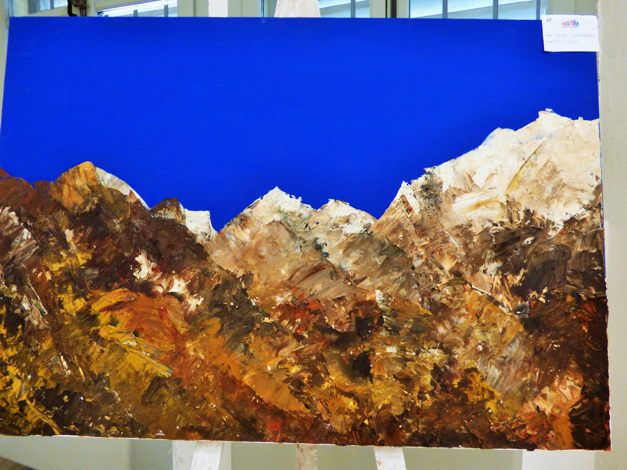 Rivergaro: DIARA Arte & Colori - IV concorso di Pittura ed.2018 - Dazzi Gianfranco - Paesaggio