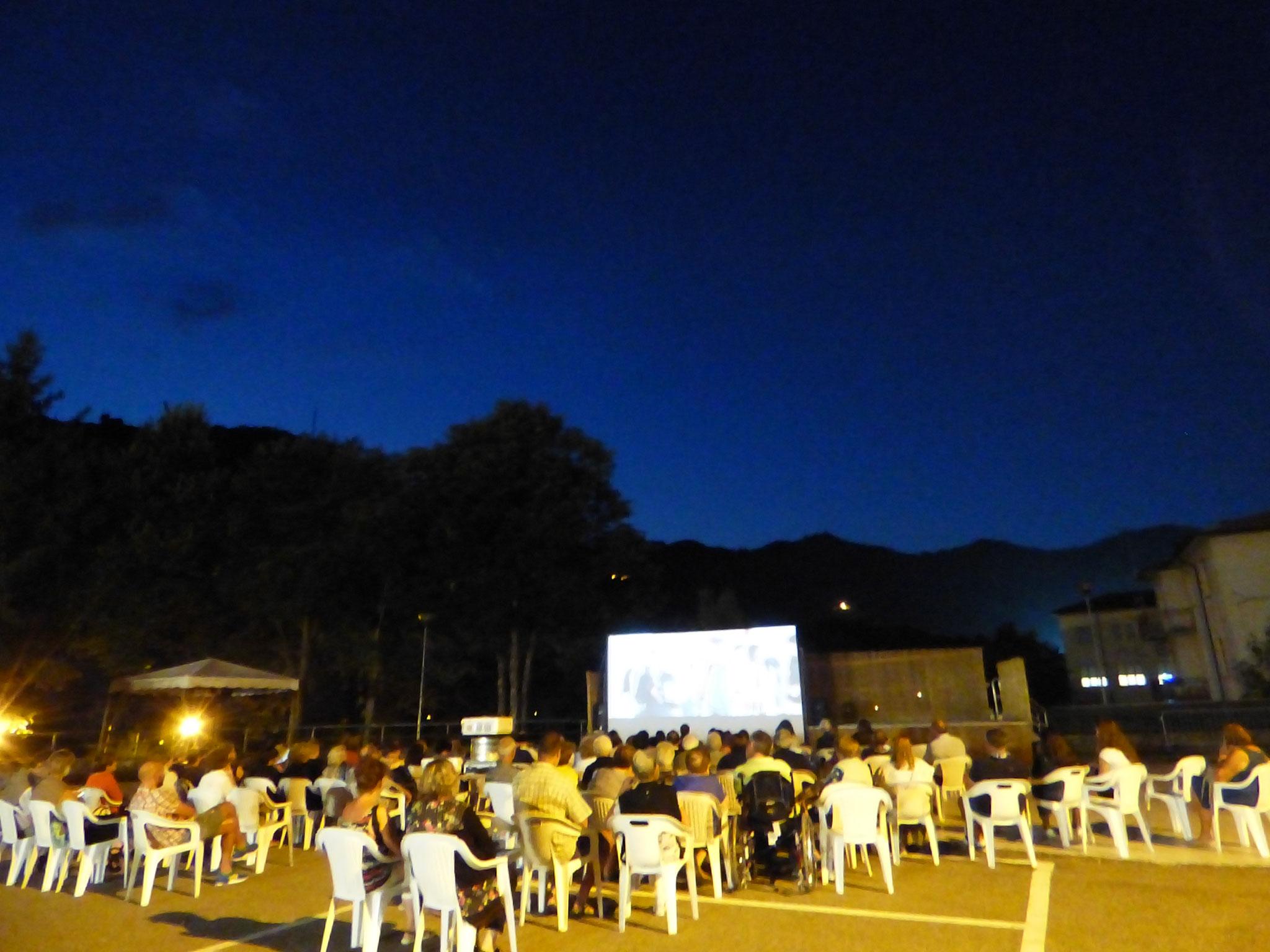 MARSAGLIA: Cinema Sotto Le Stelle 2019   giovedì 8 Agosto dalle 21:30  Piazzetta Veneziani