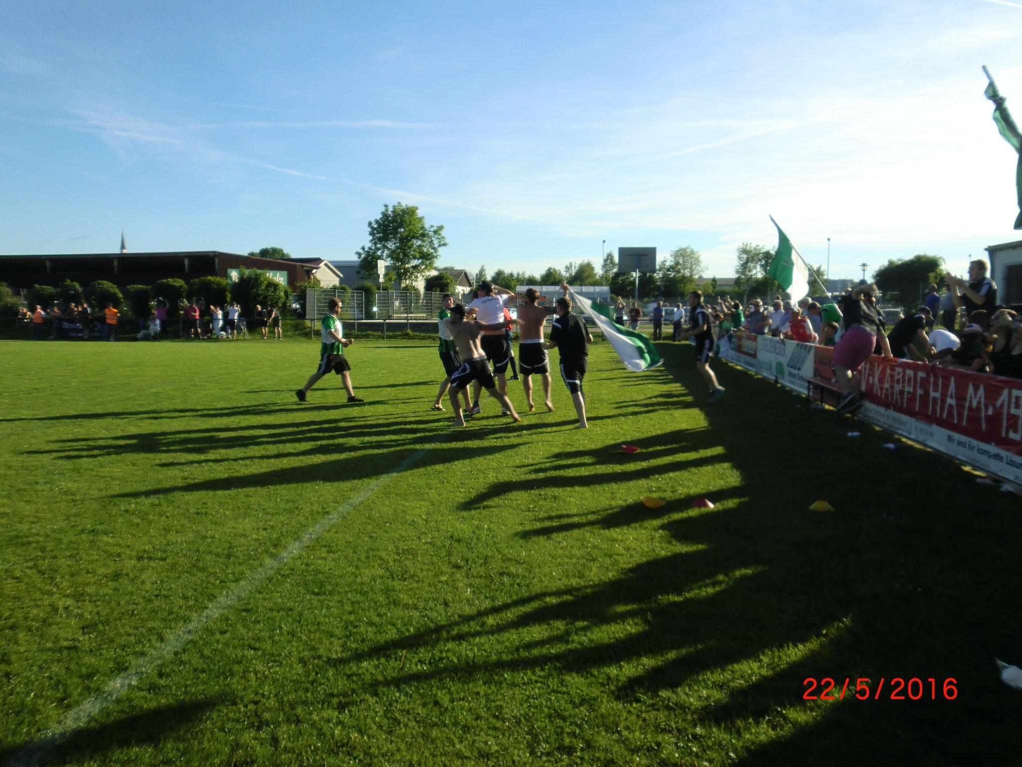 Internetseite Des Turn Sportverein Karpfham Aus Dem