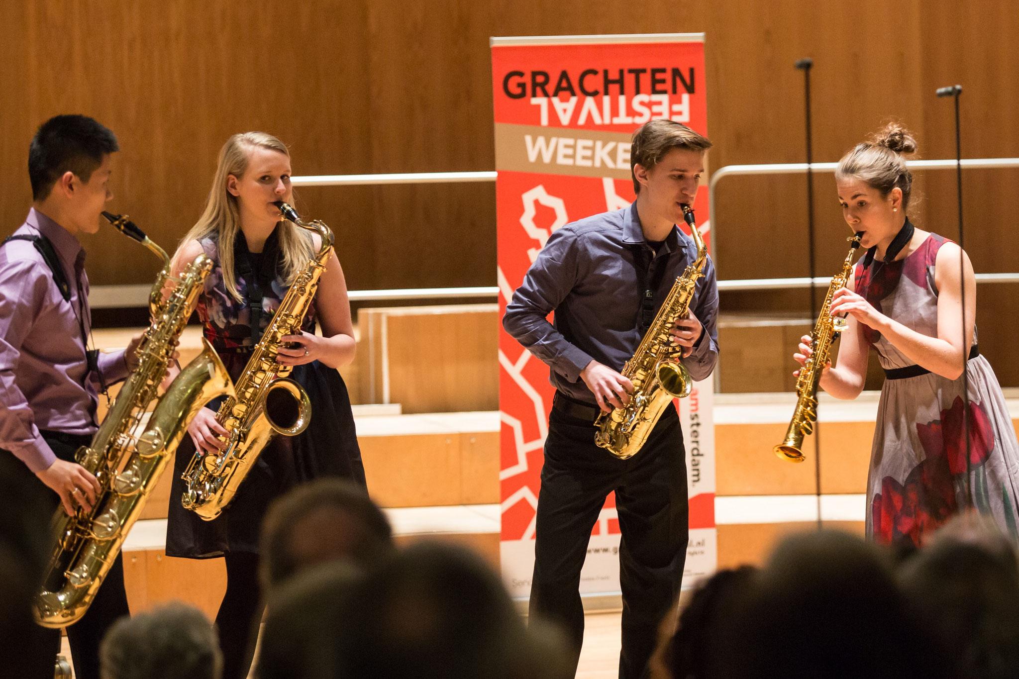 Grachtenfestival Conservatorium Concours, NedPho Koepel Amsterdam 2016