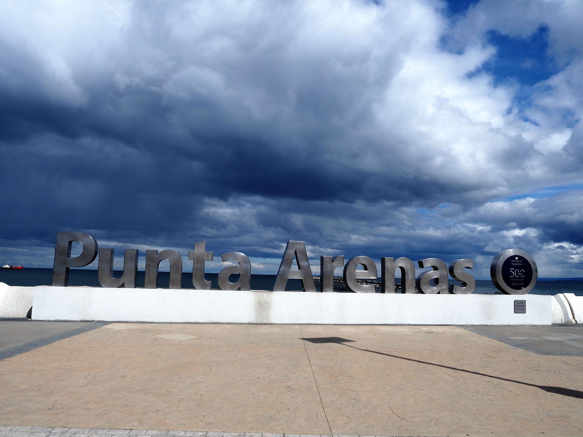 Ende unserer Patoagonienreise: Punta Arenas