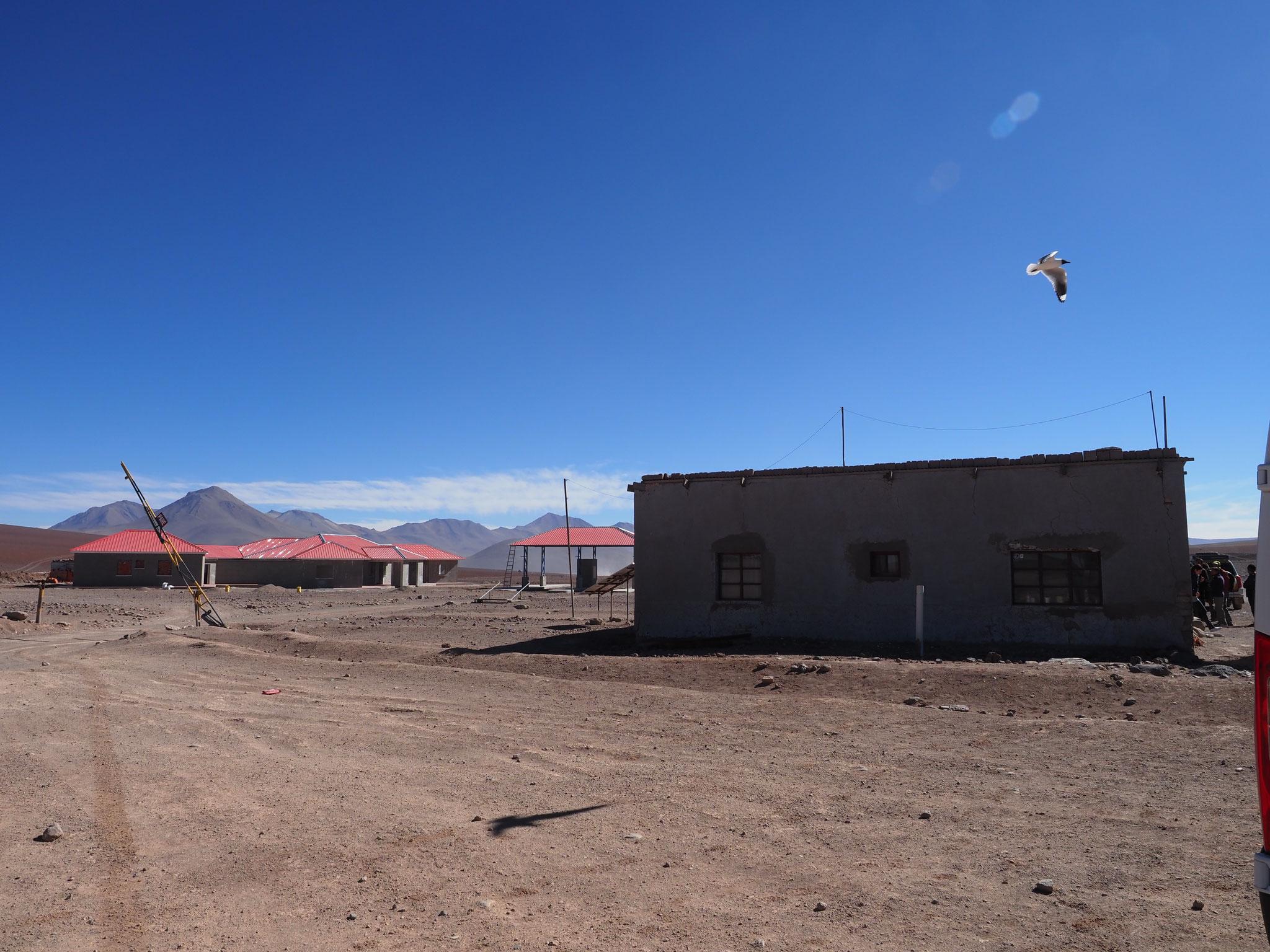 Grenzstation Chile - Boliven