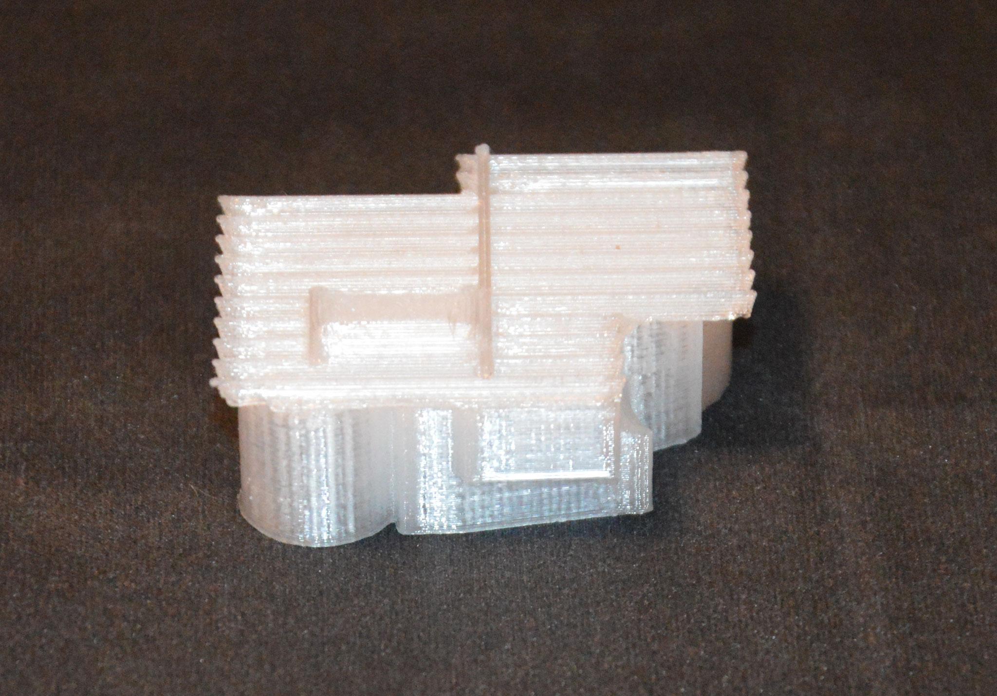 Das Hertener Glashaus im 3D-Modell