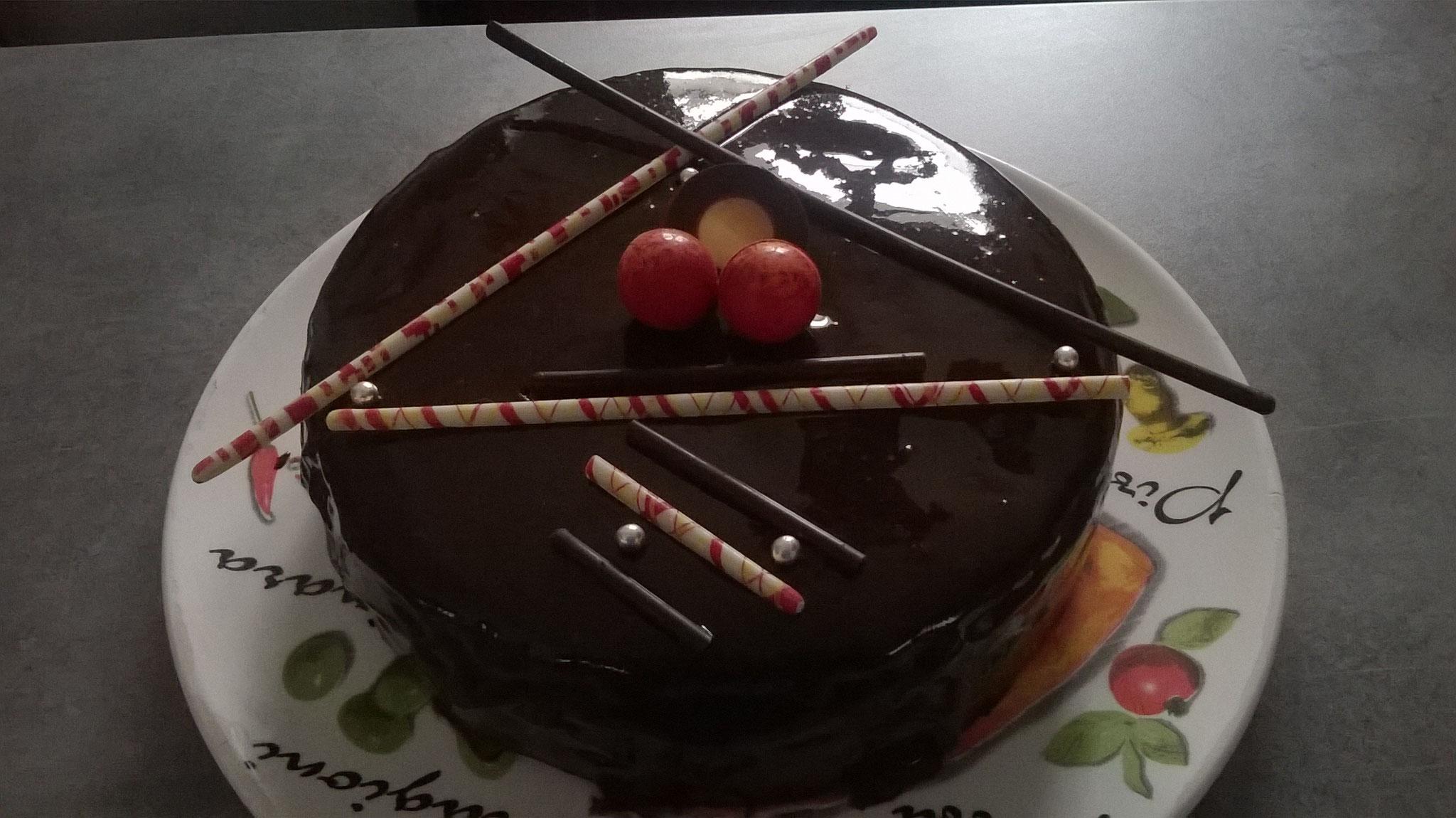 Recette du célèbre gâteau Opéra