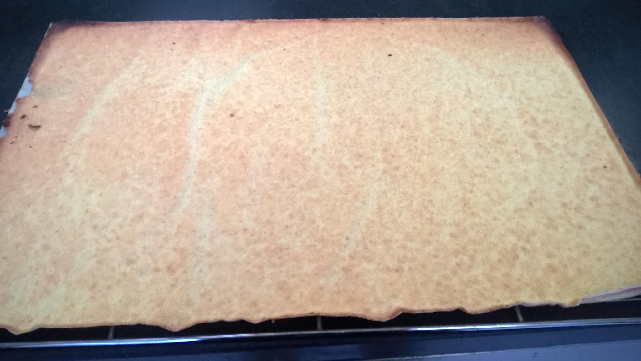 Recette du biscuit joconde