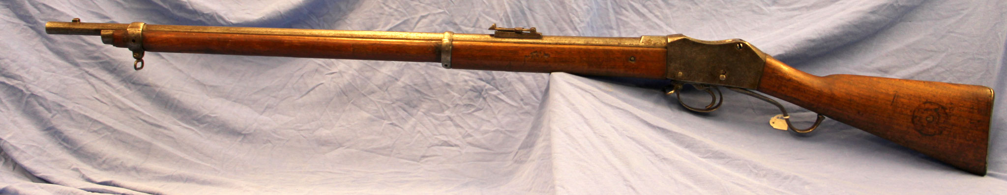 Enfield Martini Henry. € 450,-