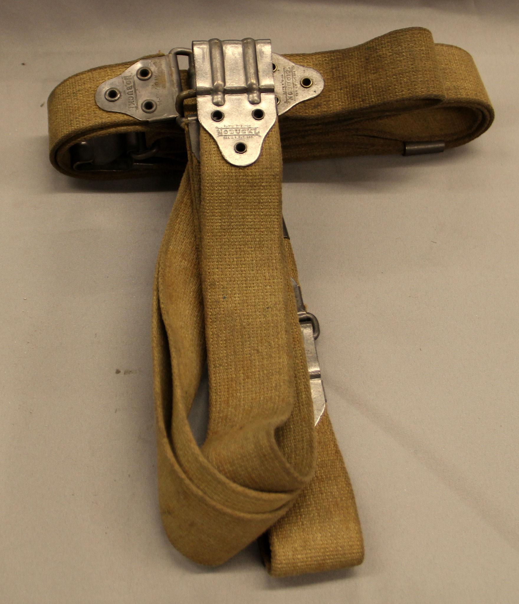 Originele Thompson M1928 sling. UITVERKOCHT