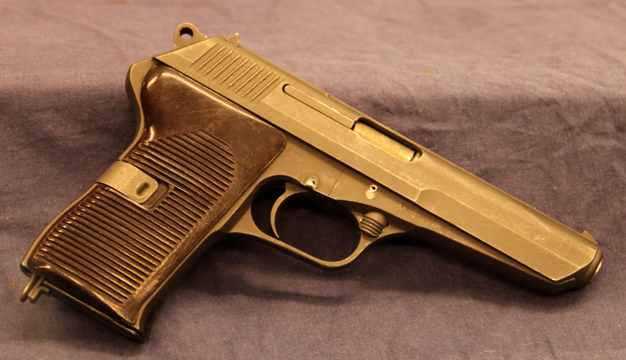 CZ model 52. Cert.no. 95 € 475,-
