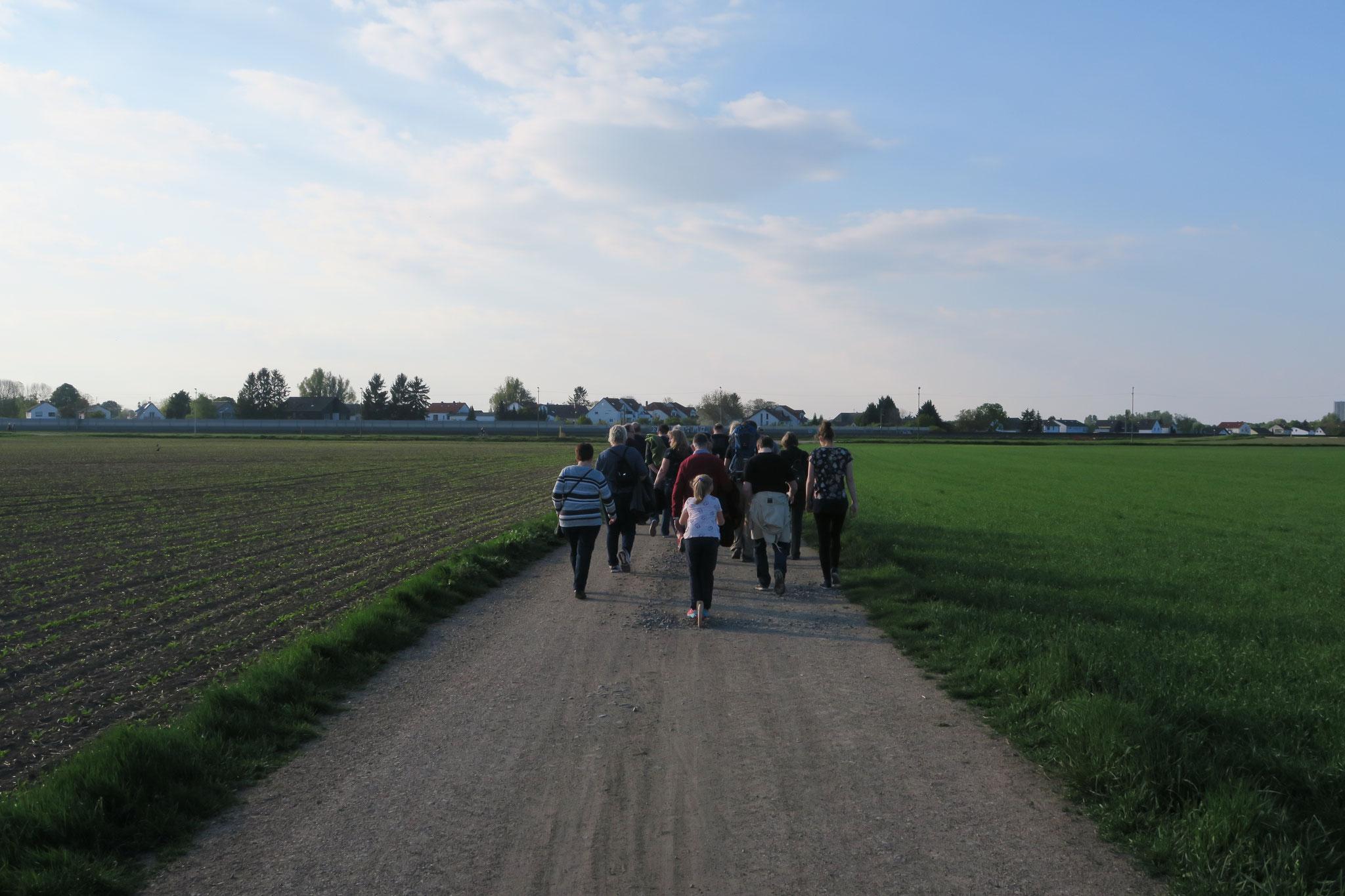 Maiwanderung (Foto: MBO)