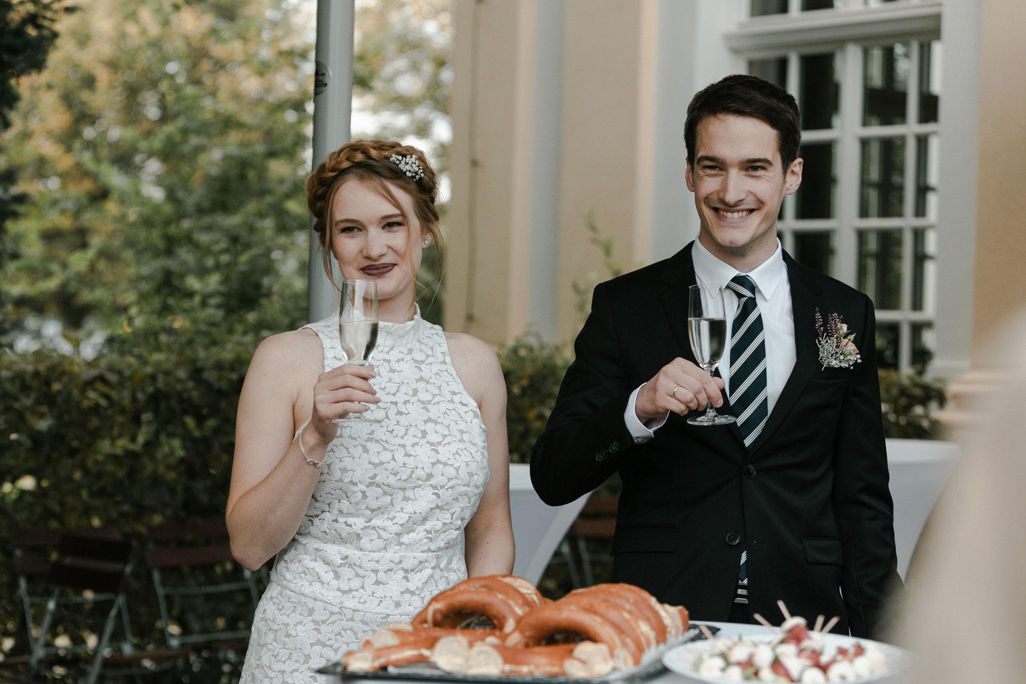 Hochzeit feiern/heiraten in der Orangerie & Hofgarten Ansbach