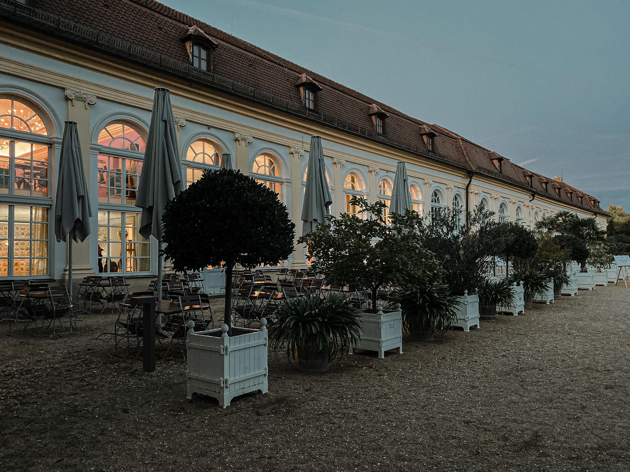 Hochzeit Orangerie & Hofgarten Ansbach