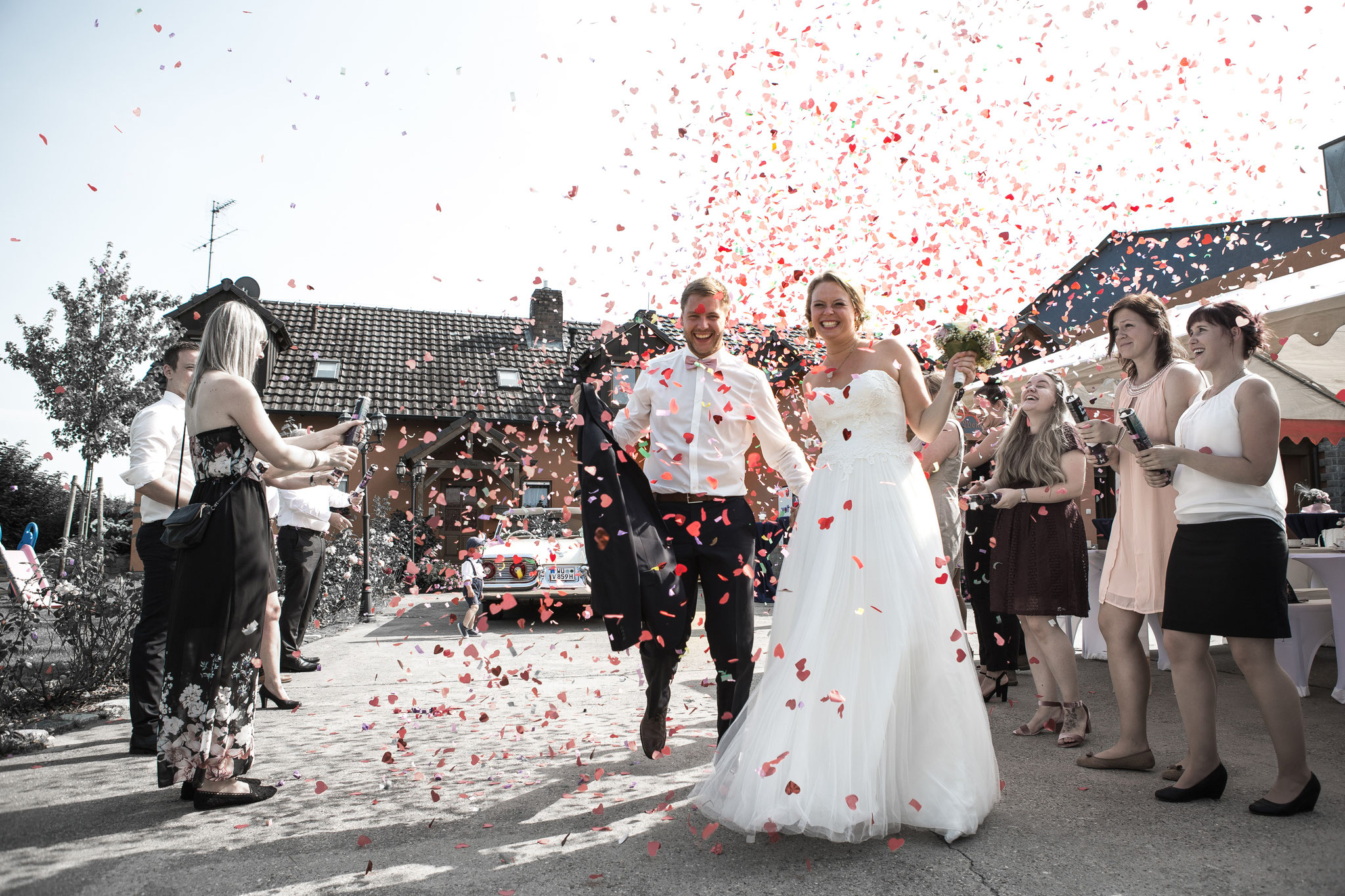 spontane und kreative Hochzeitsfotografie in Würzburg und Umgebung