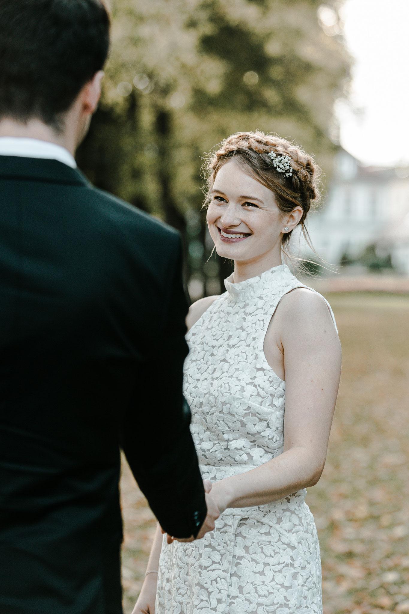 anti-klischee & natürliche Hochzeitsfotografie Würzburg