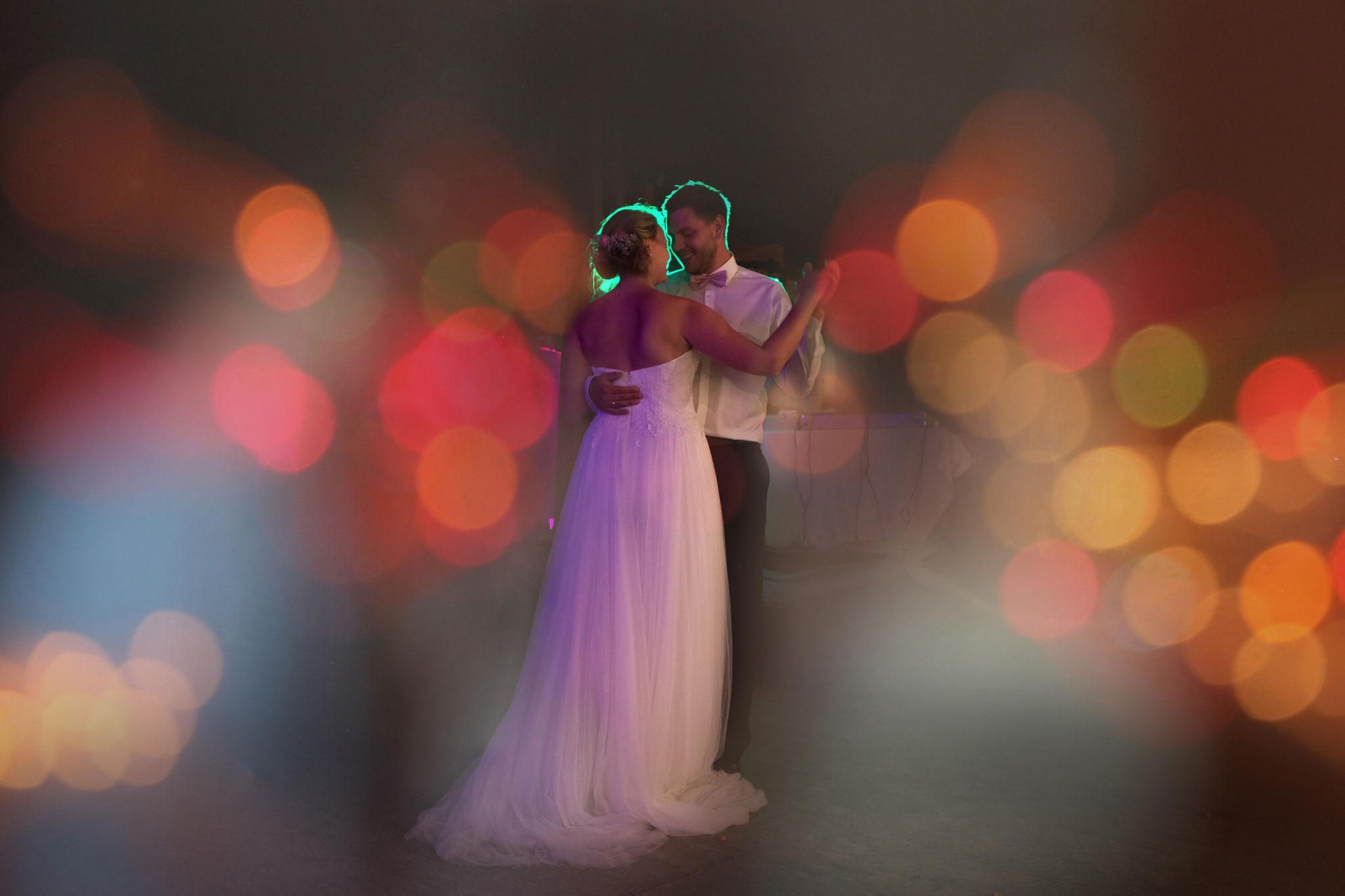 Hochzeitsfotografie und Party