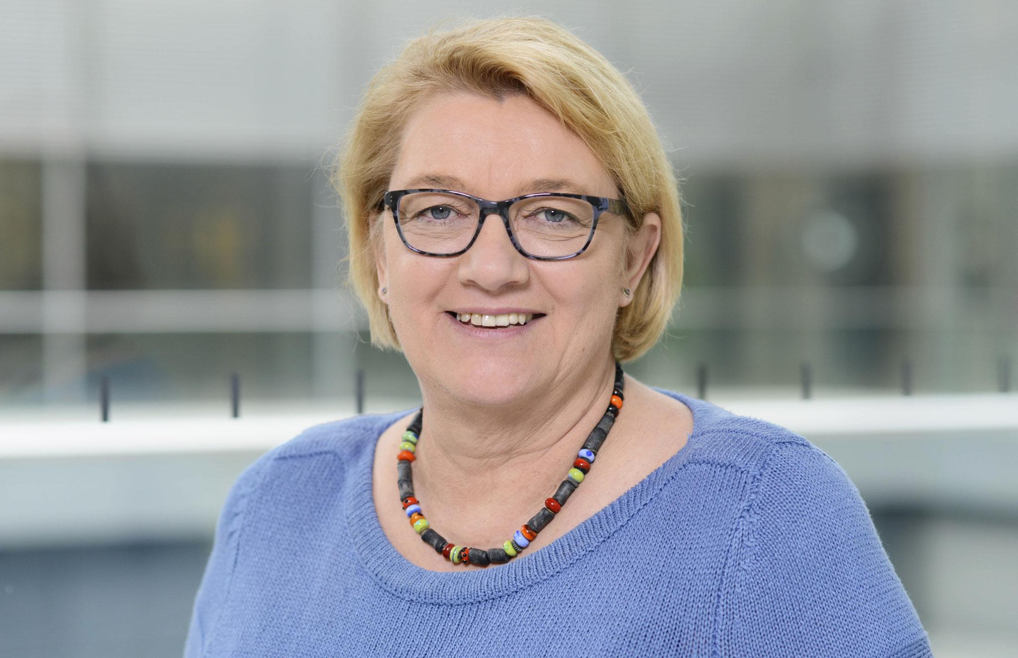 """Kordula Schulz-Asche (MdB) Kandidatin der B'90/DIE GRÜNEN, zu Gast am 08.09.2021 """"Gesundheitswesen & Pflege"""""""