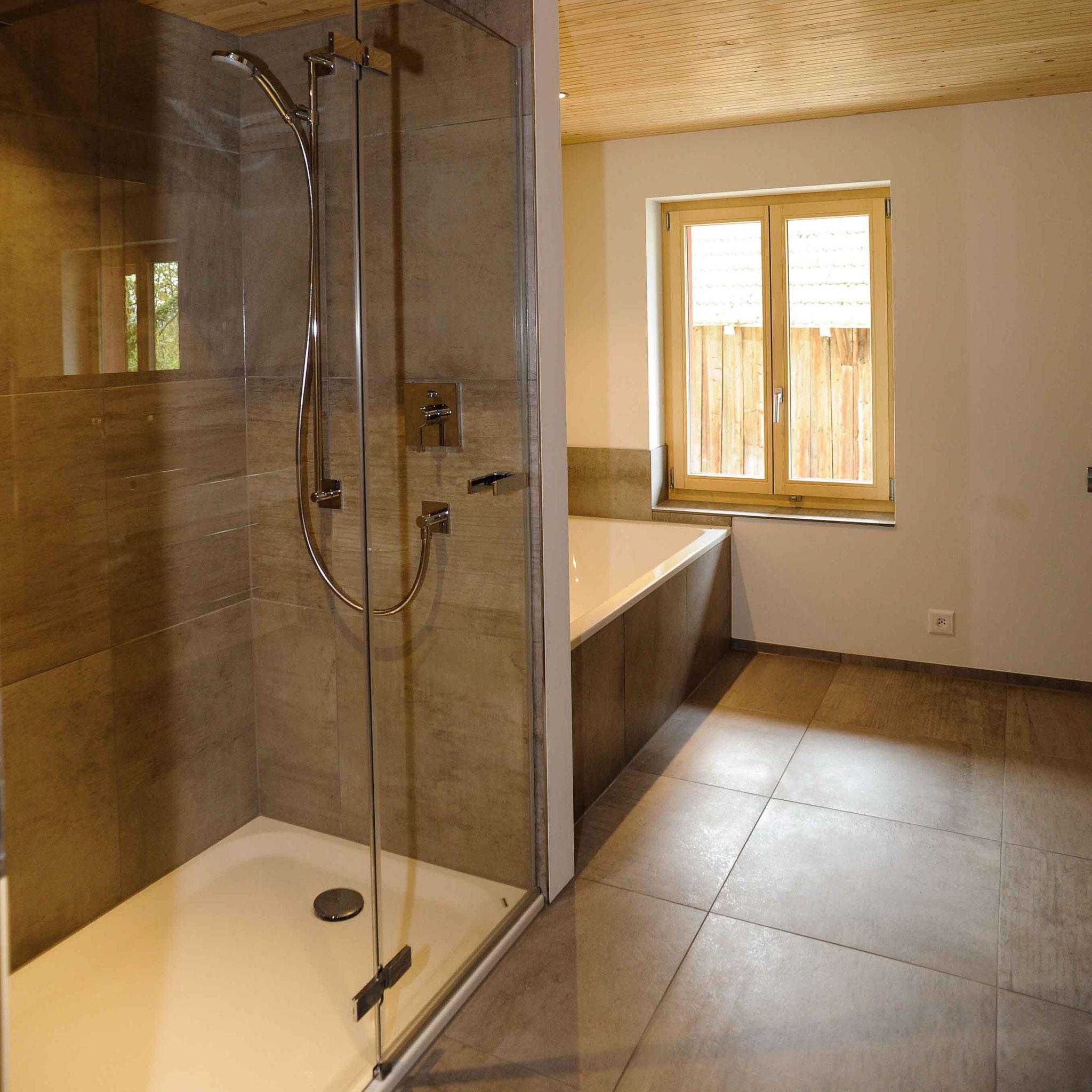 Strebel Holzbau Küchen Bad Design