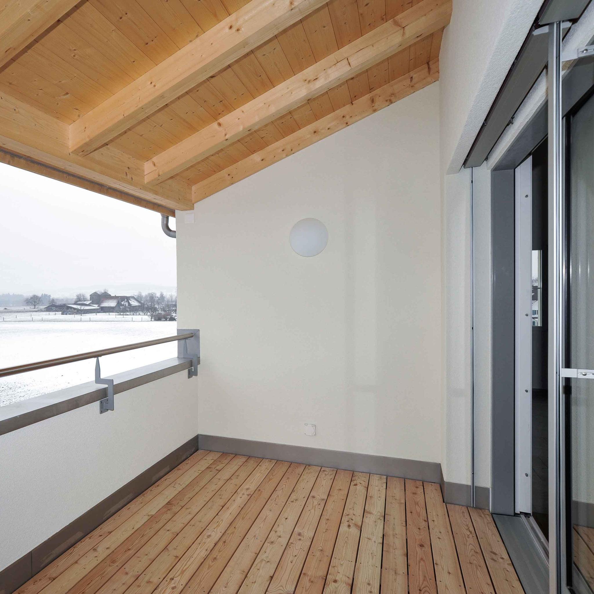 Strebel Holzbau Holzhaus