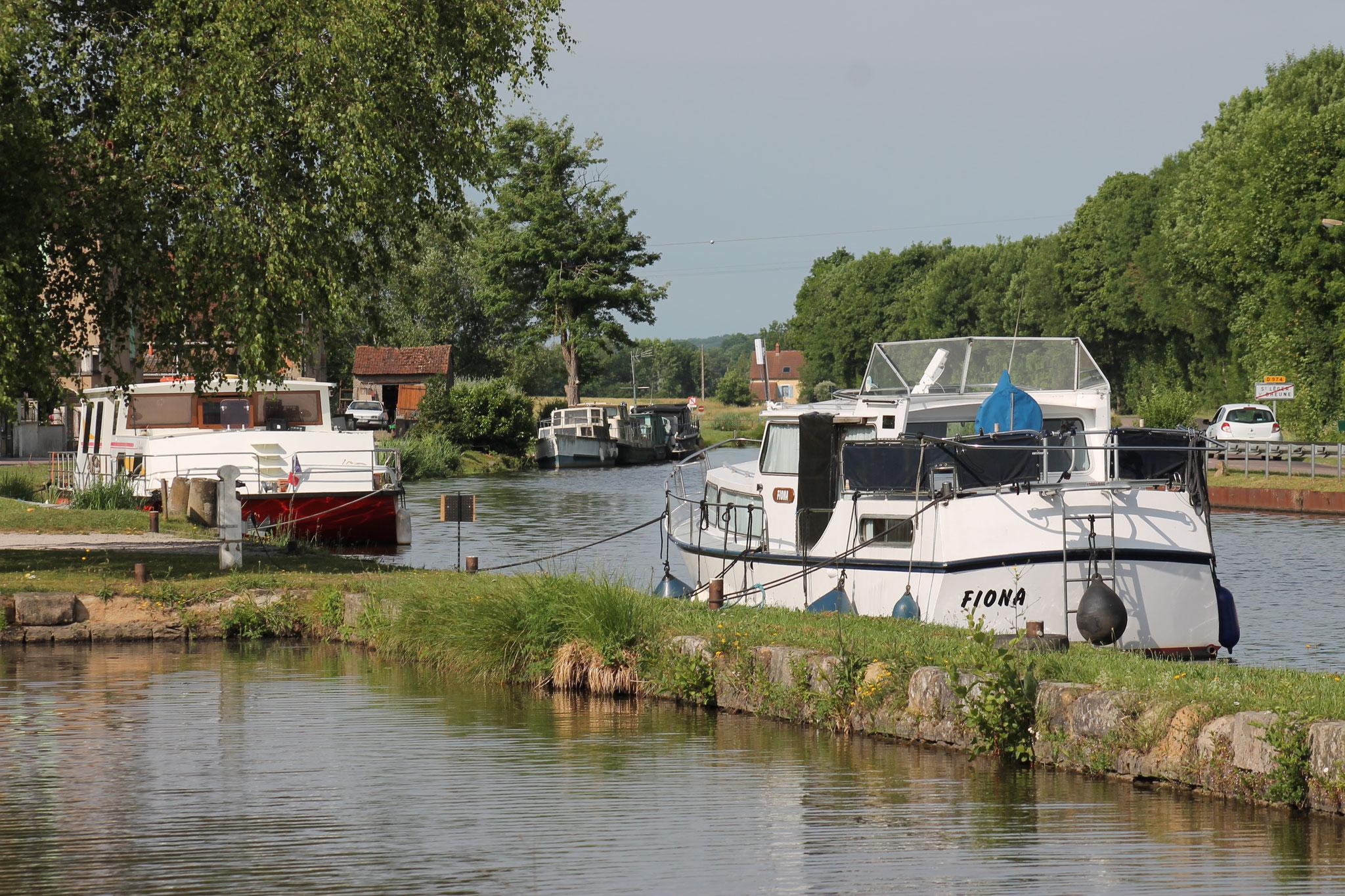Balades autour du canal