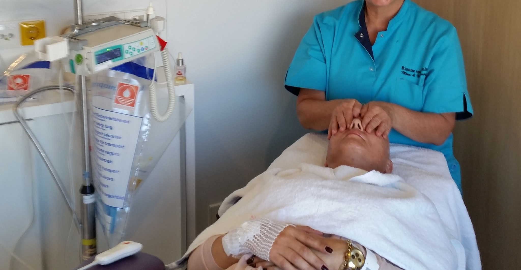 Oncologie dagbehandeling