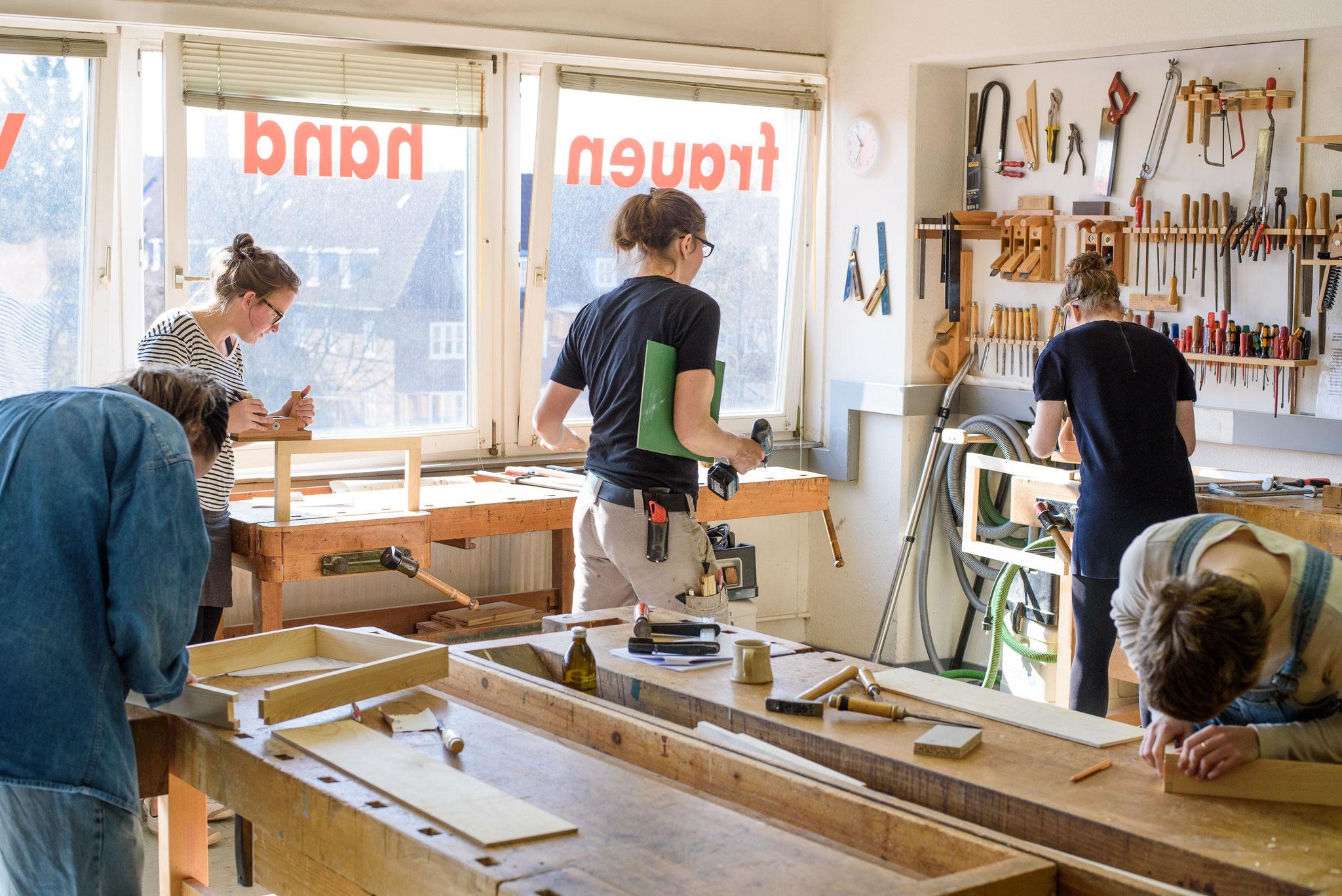 Tischlerworkshop Hamburg