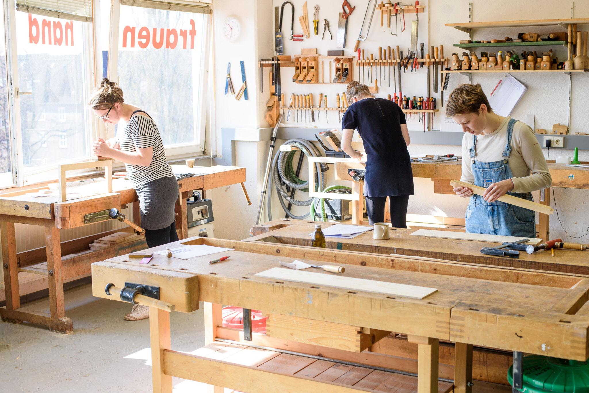 Schreiner Workshop Hamburg