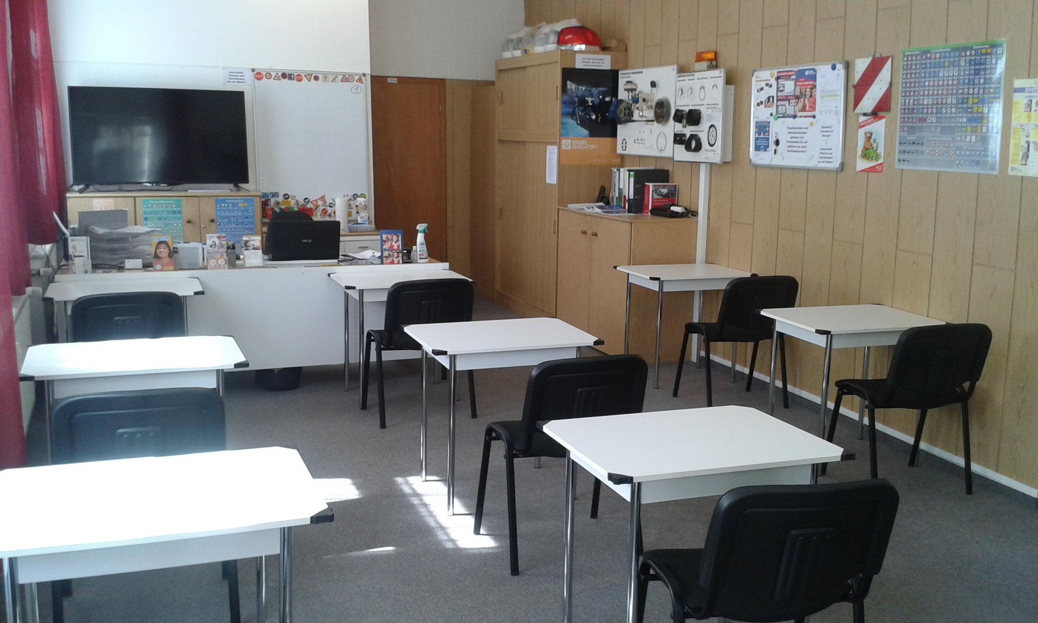 Ab dem 15.3. wieder Präsenzunterricht..