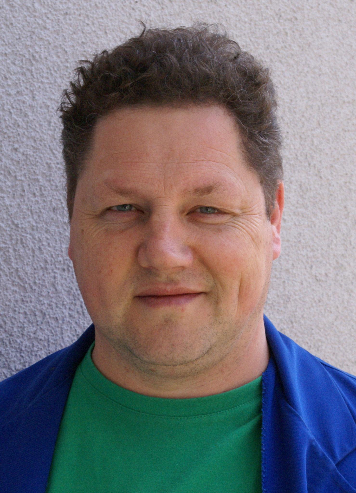 Markus Dilge - Hausmeister