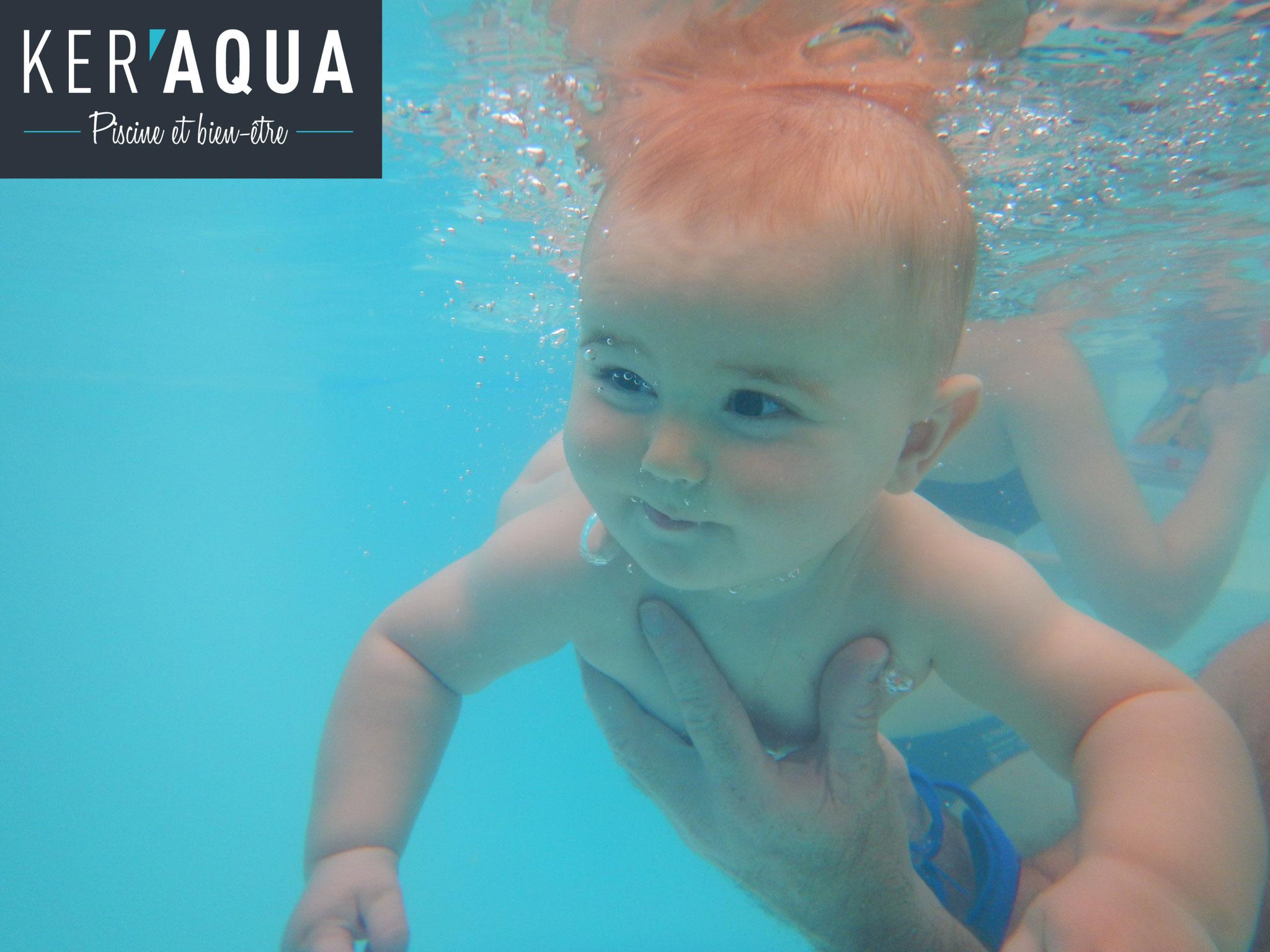 enfants sous l'eau keraqua