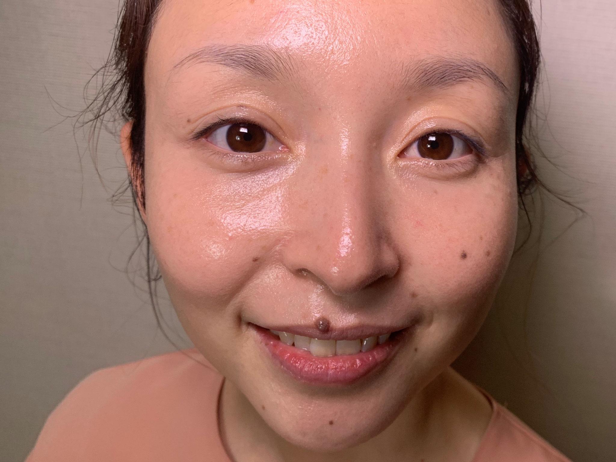毎日の洗顔で つるふわ貴族肌へ✧