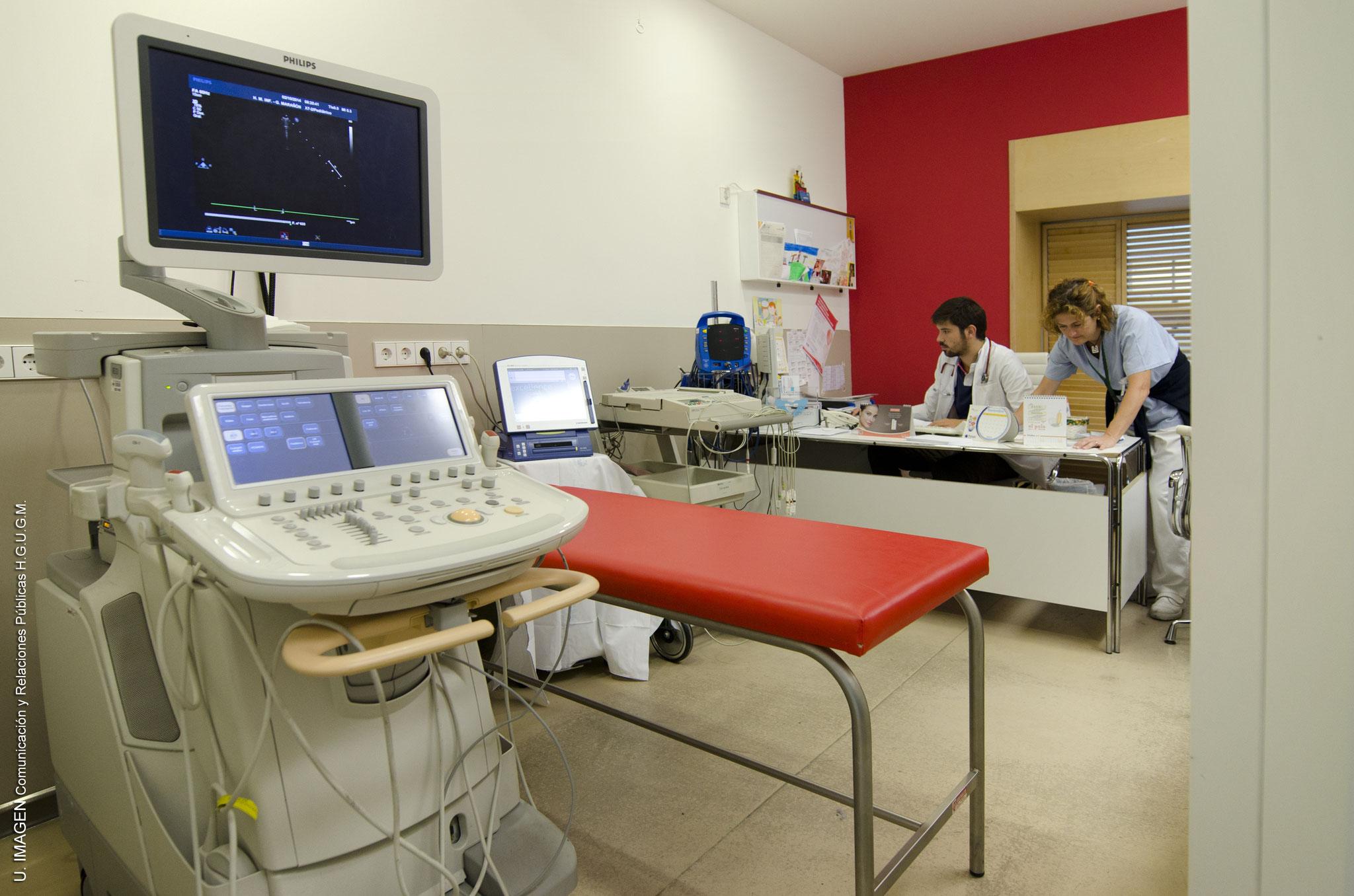 Consulta de Hipertensión pulmonar infantil
