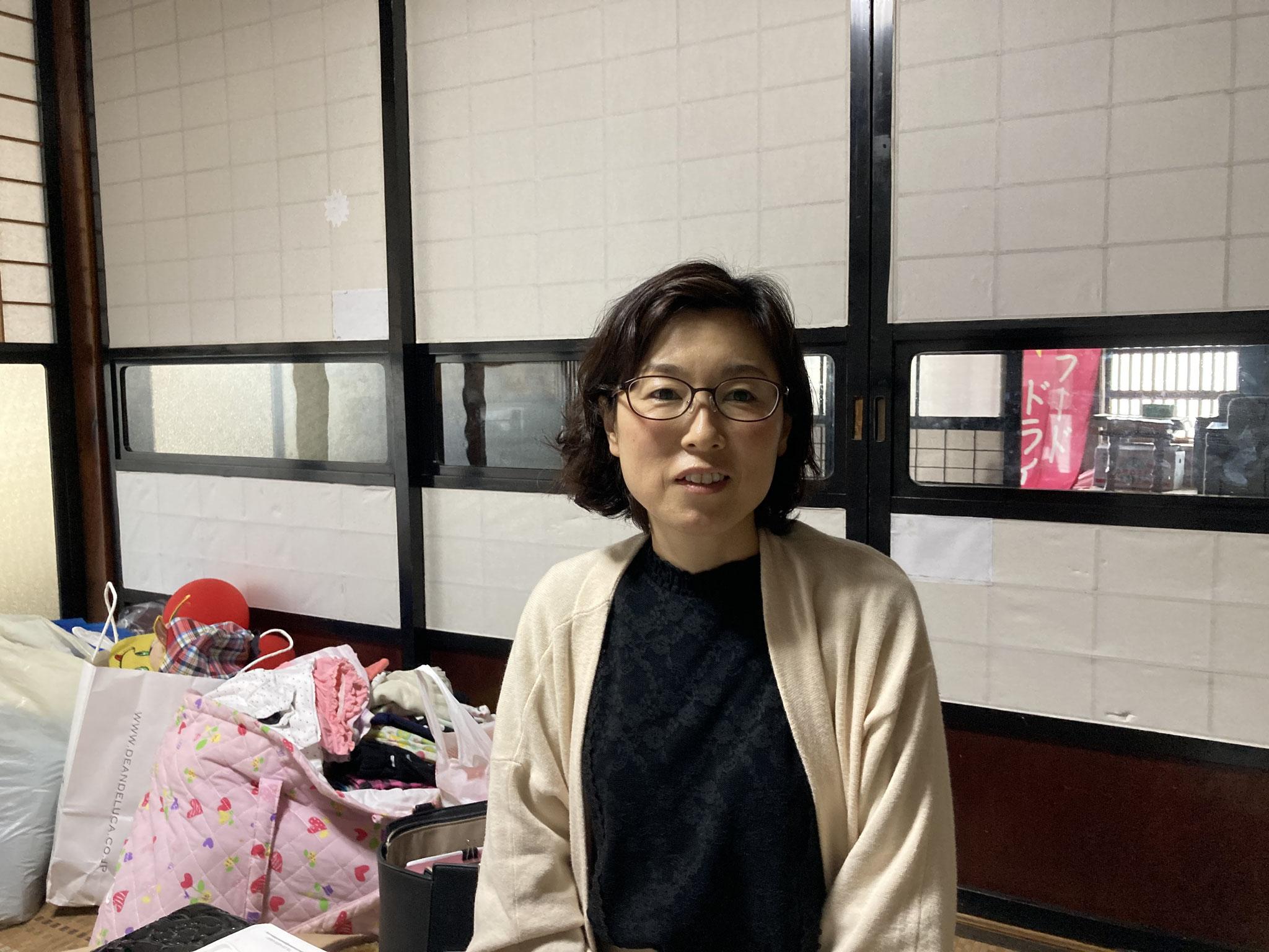 理事長 渡辺ひろみさん