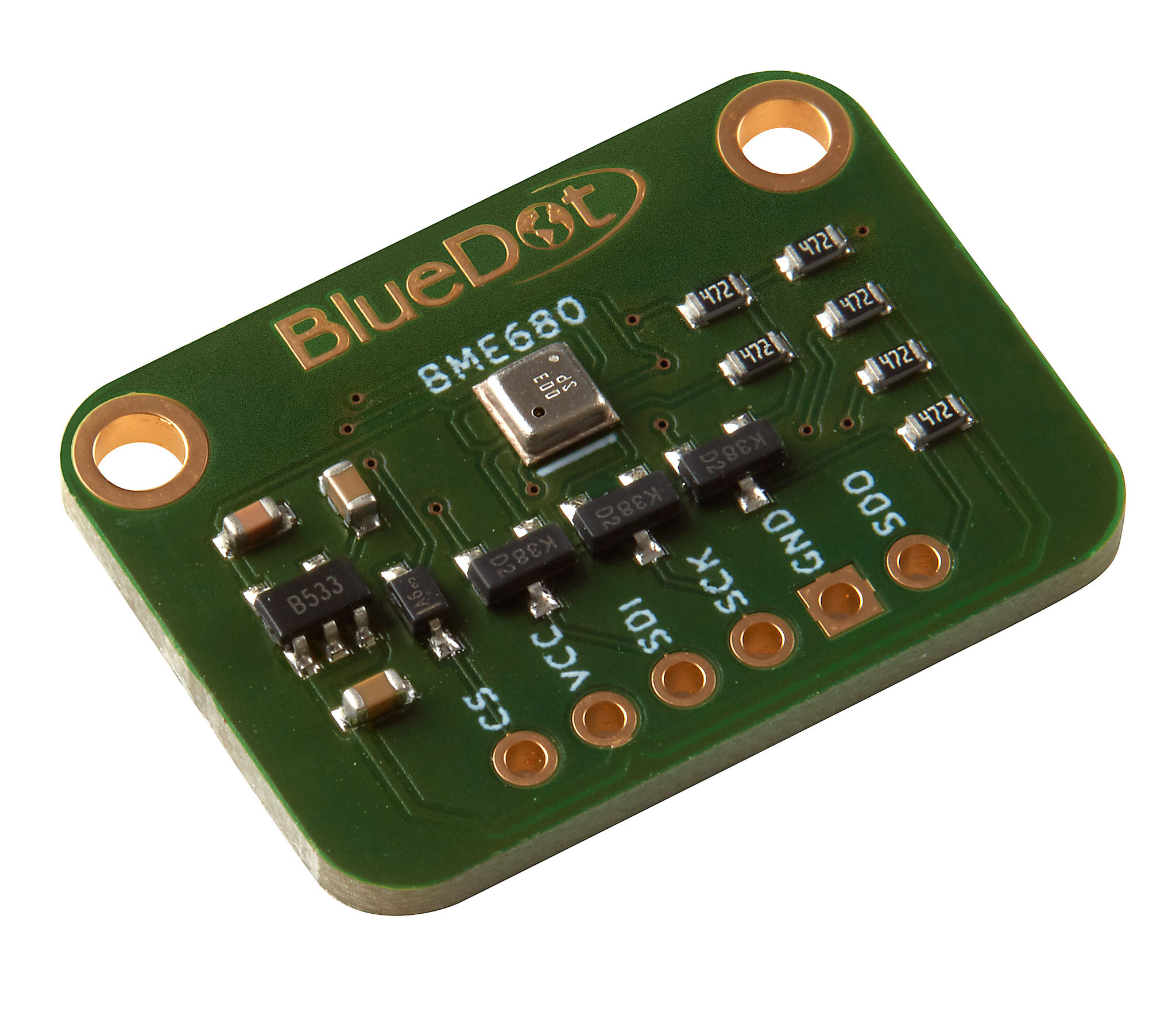 BME680 for Arduino - BlueDot Sensors