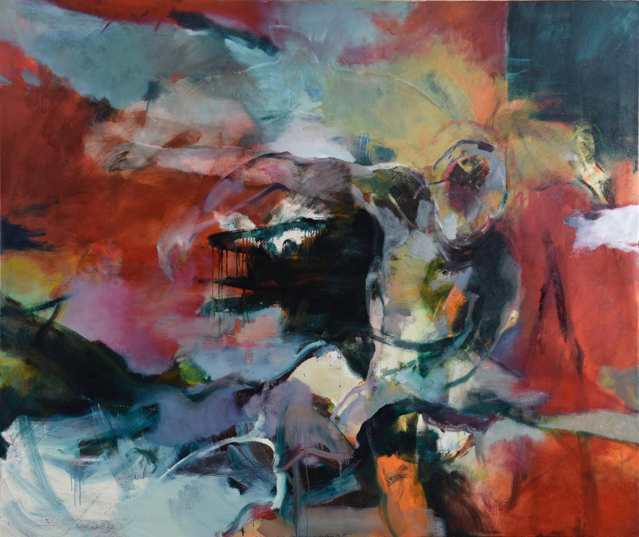 82  |  Ohne Titel  |  2020  |  Öl auf Leinwand  |  160 x 200 cm