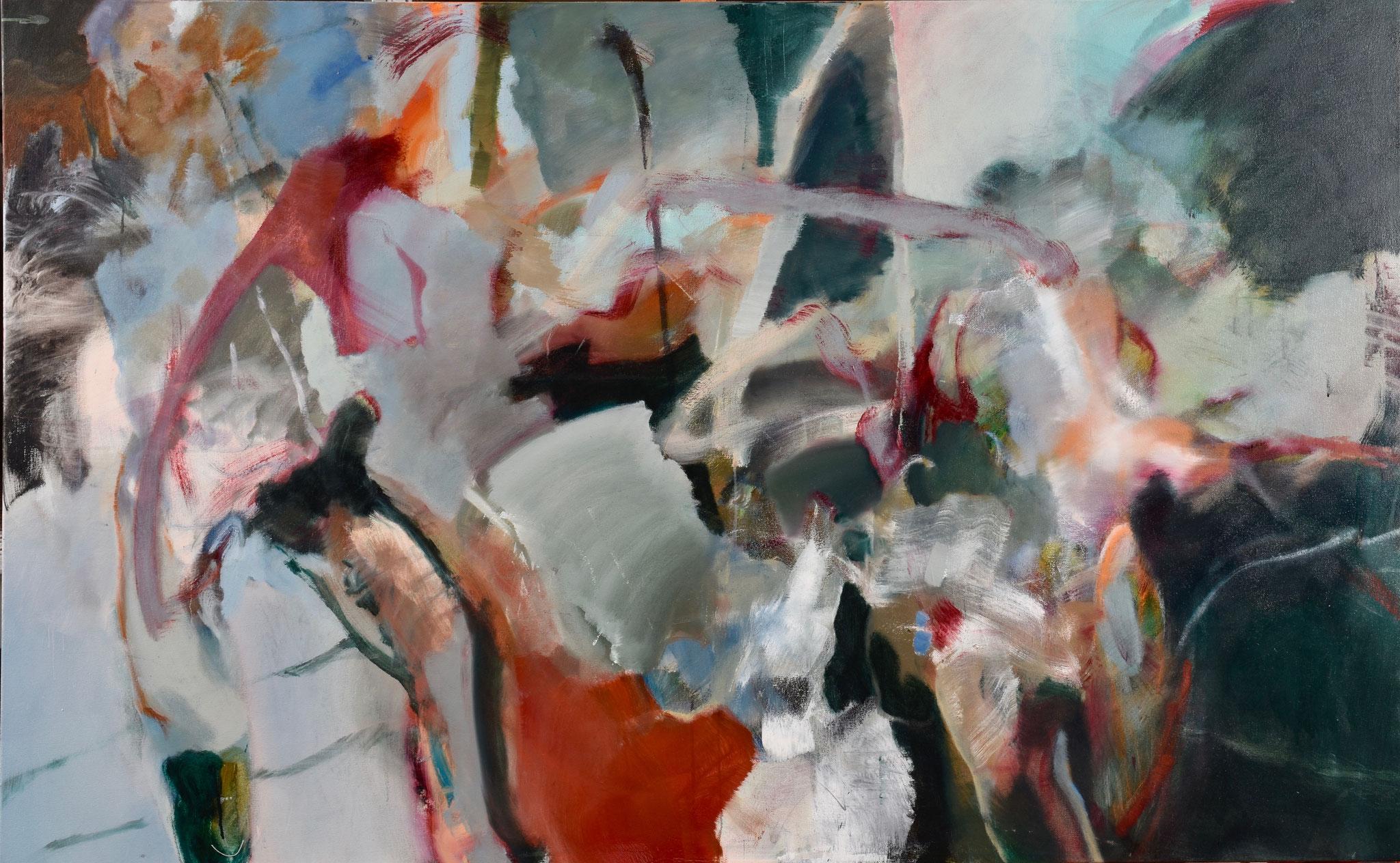 68  |  Ohne Titel  |  2019  |  Öl auf Leinwand  |  125 x 200 cm
