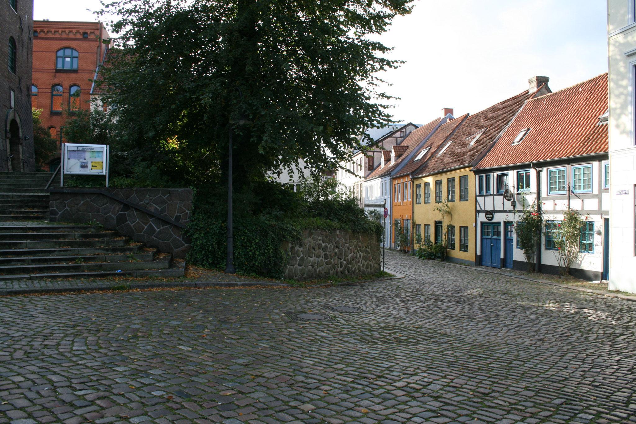 Lage in der Altstadt