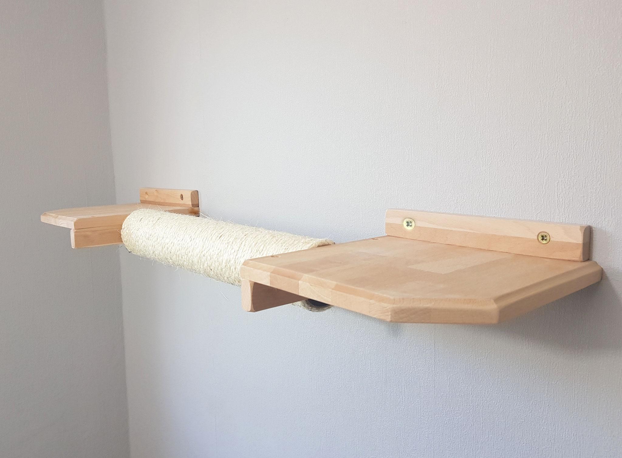katzen kletterwand kratzbaum f r die wand und wandelemente f r katzen tolle katzen. Black Bedroom Furniture Sets. Home Design Ideas