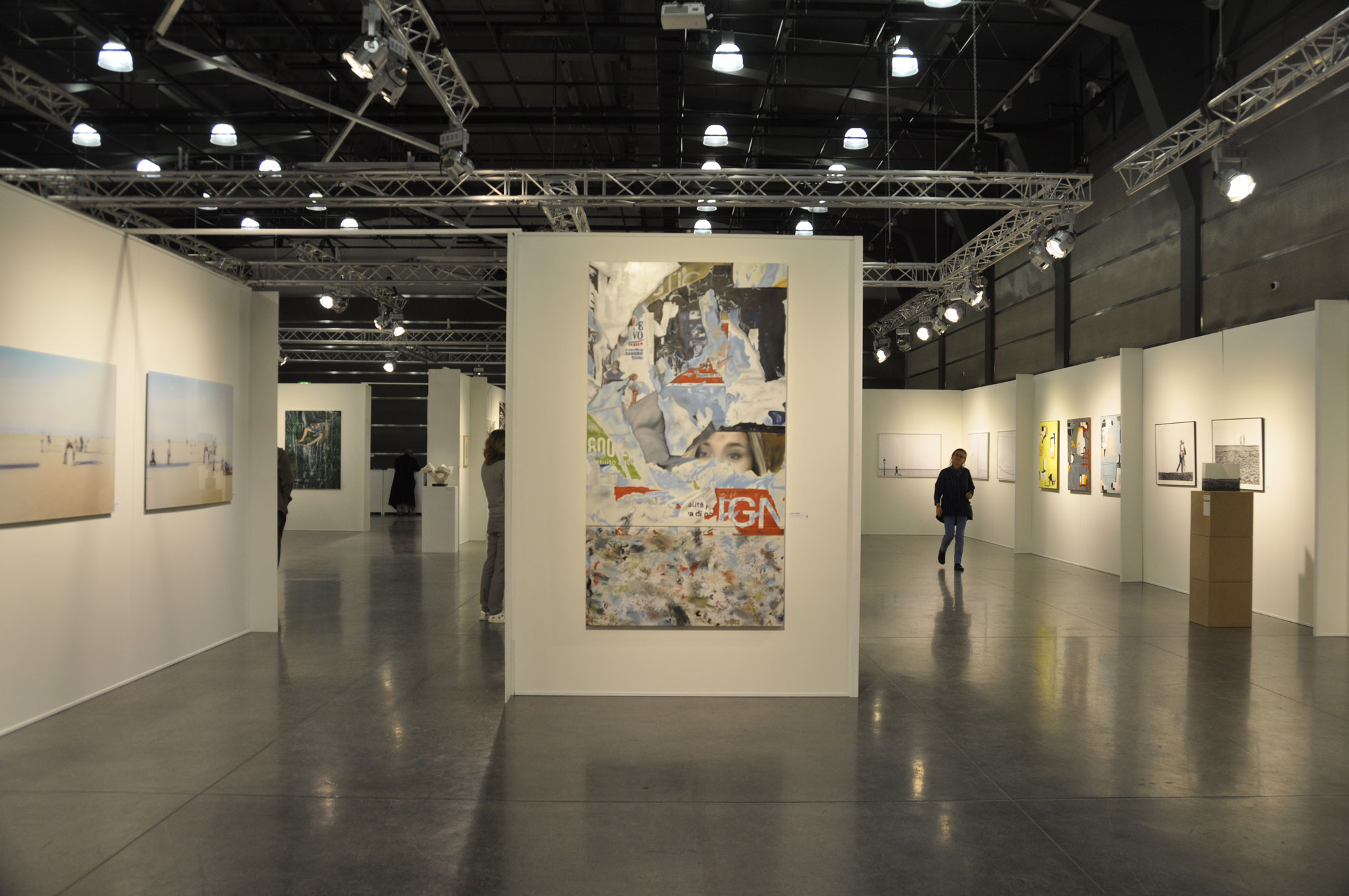 salon du CAL, luxembourg art week'18