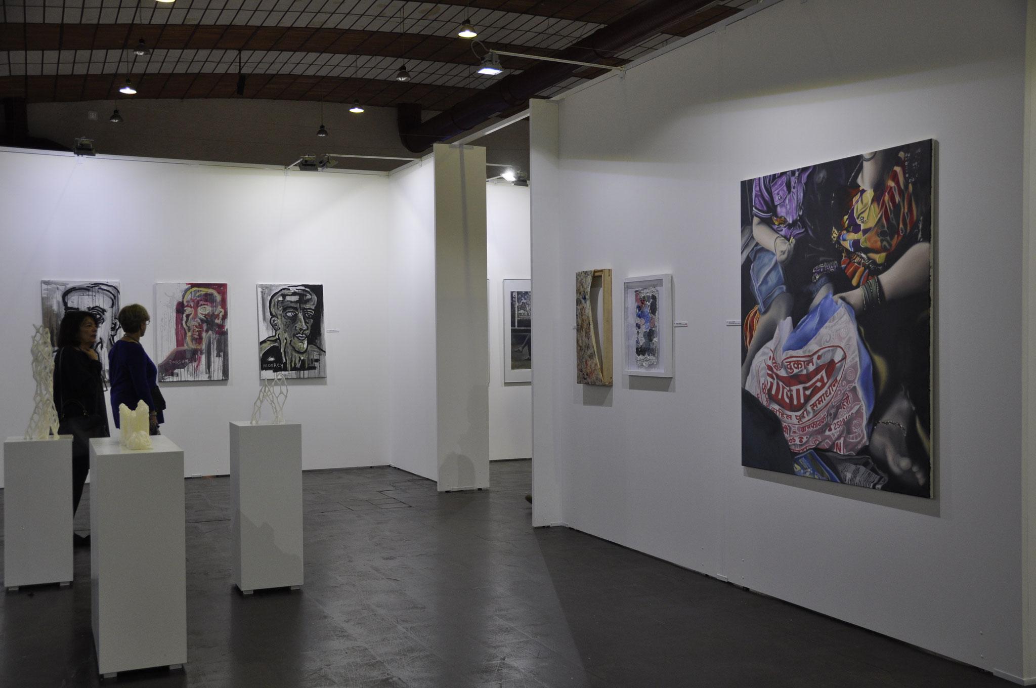 salon du CAL, luxembourg art week'16
