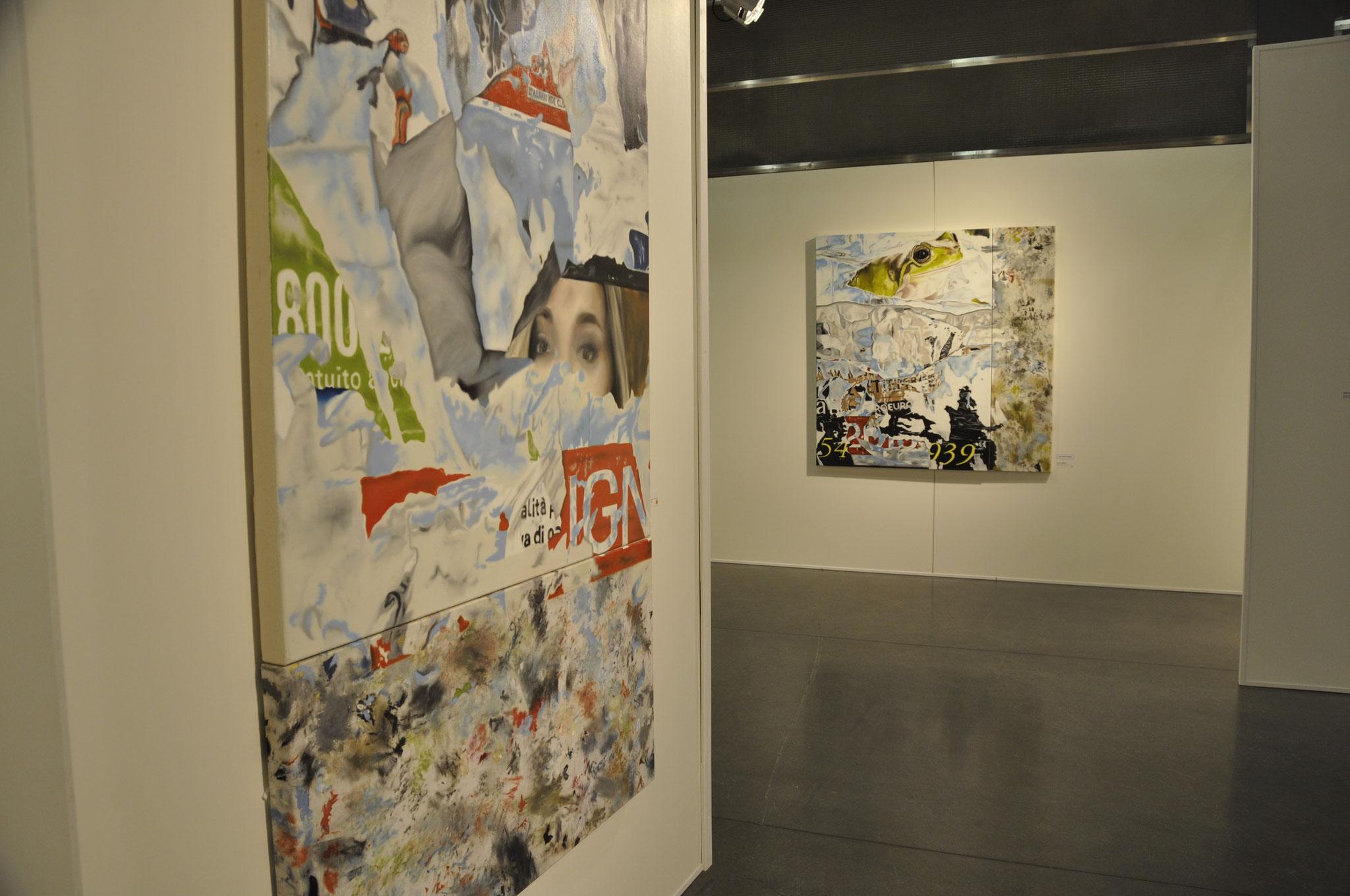 salon du CAL, luxembourg art week'18