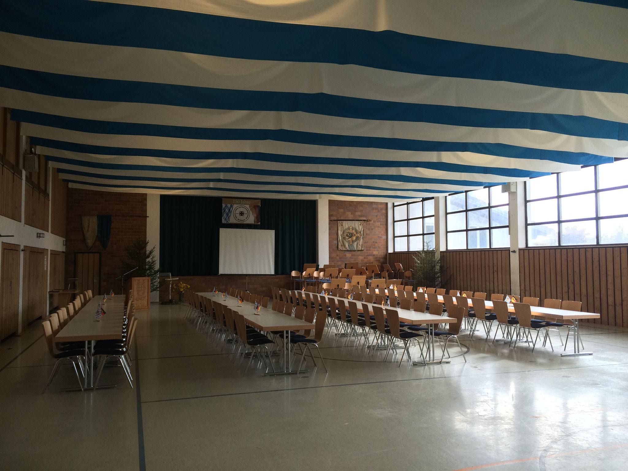 61. Delegiertenversammlung der Veteranenvereine im Altlandkreis Schongau
