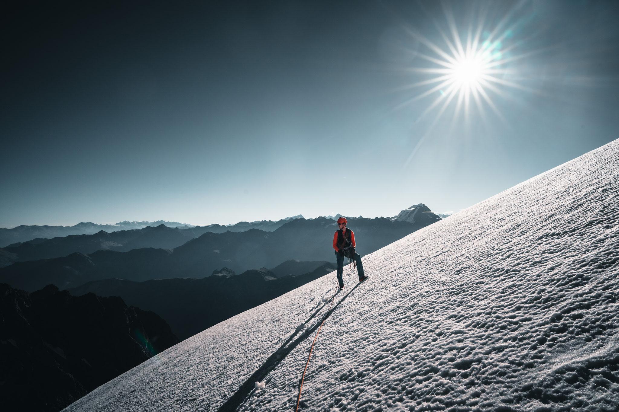 Mont Dolent Galletgrat