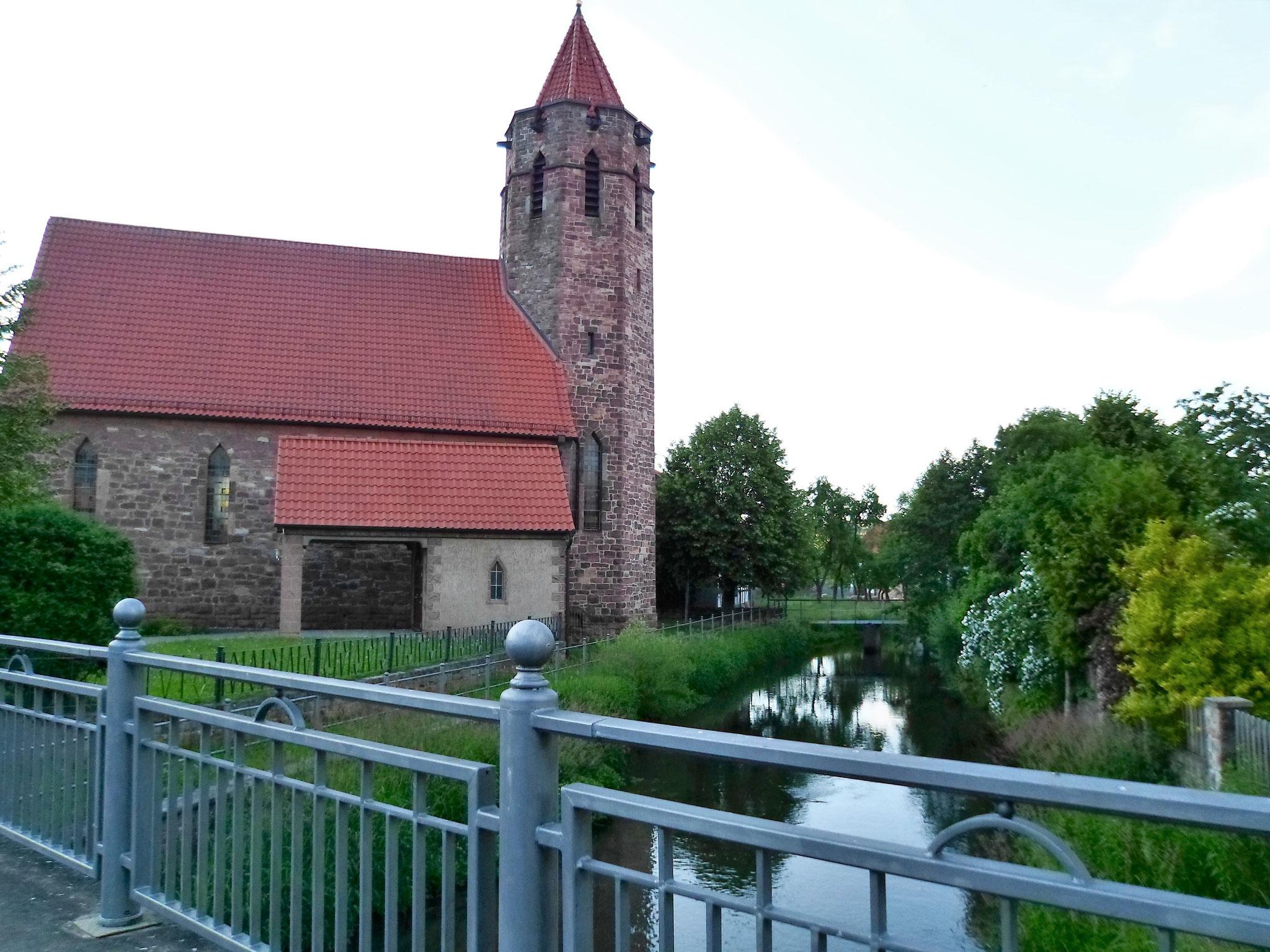 Kirche in Wenigentaft